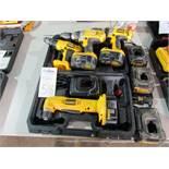 DeWalt 18V Cordless Power Hand Tools