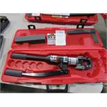 Burndy Products Model YCUT129ACSR Hydraulic Hand Operated Cutter