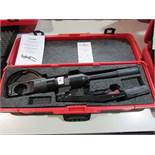 Burndy Products Model Y750HSK Hydraulic Hand Operated Compression Hand Tools