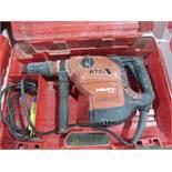 Hilti Model TE 56-ATC Electric Hammer Drill