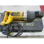 DeWalt Model DW309 VS Electric Reciprocating Saw
