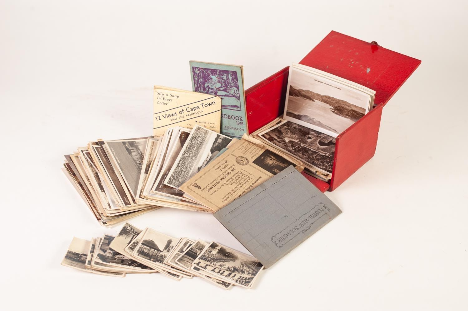 Lot 173 - APPROX 110 MAINLY MID TWENTIETH CENTURY PSOTCARDS, topographical and architectural including; some