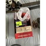 (2) BOXES OF 3M TRAILER MARKING TAPE & (2) BACK SUPPORT BELTS