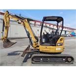 2013 Caterpillar 303.5E Mini Excavator