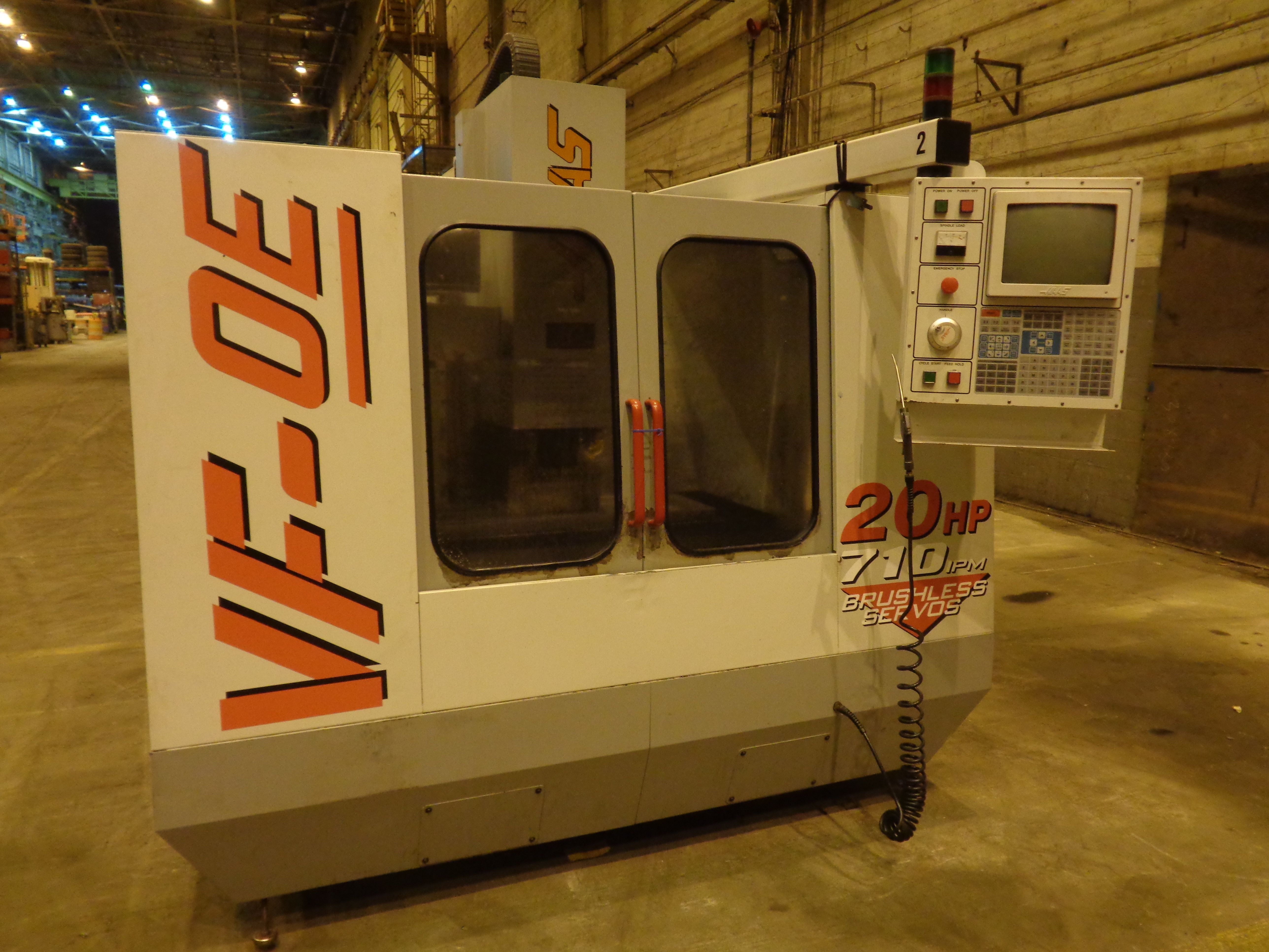Haas VF-0E CNC Vertical Machining Center - Image 10 of 27