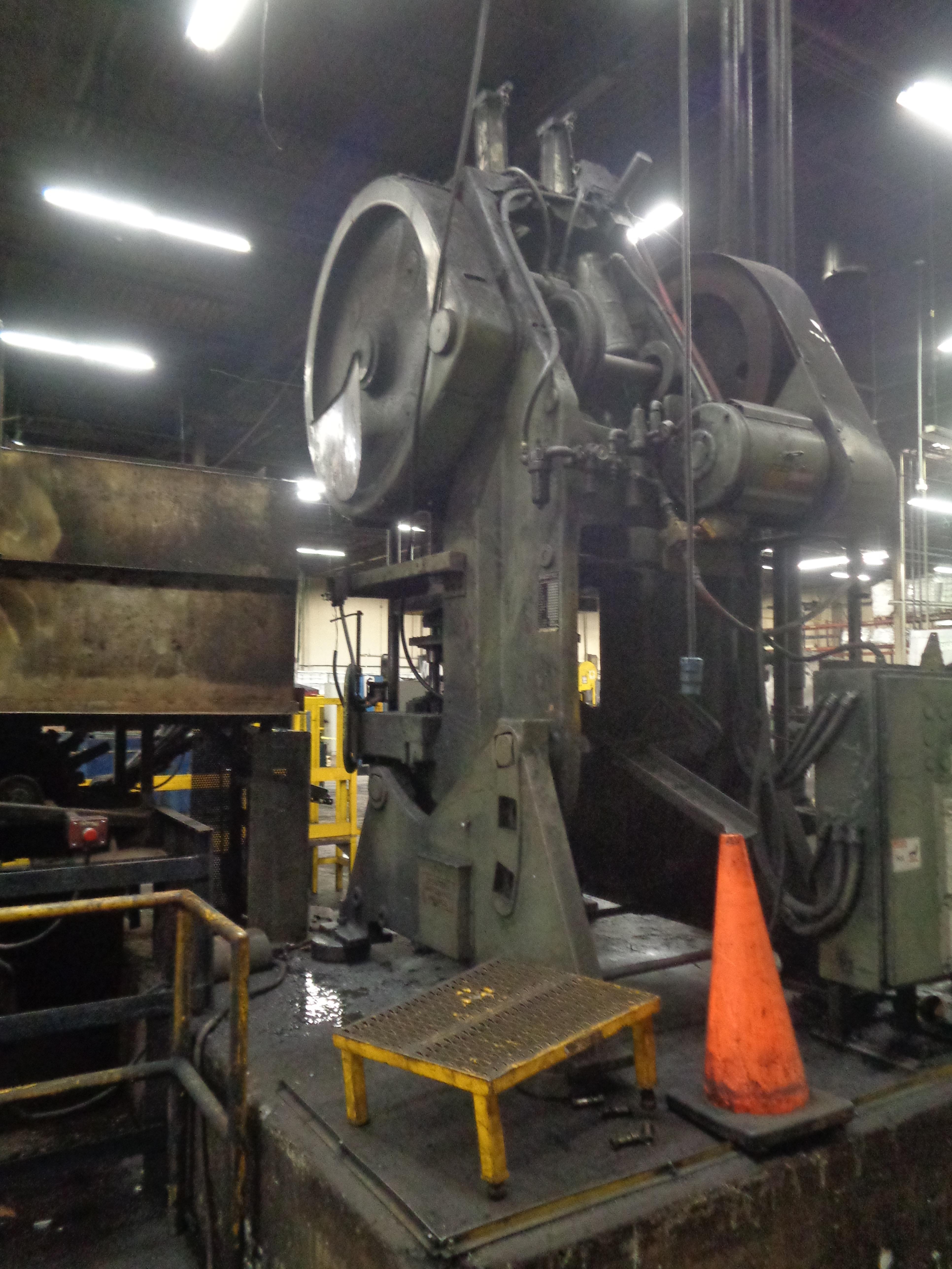 South Bend Press 125 Ton Located in Swedsboro NJ - Image 3 of 6