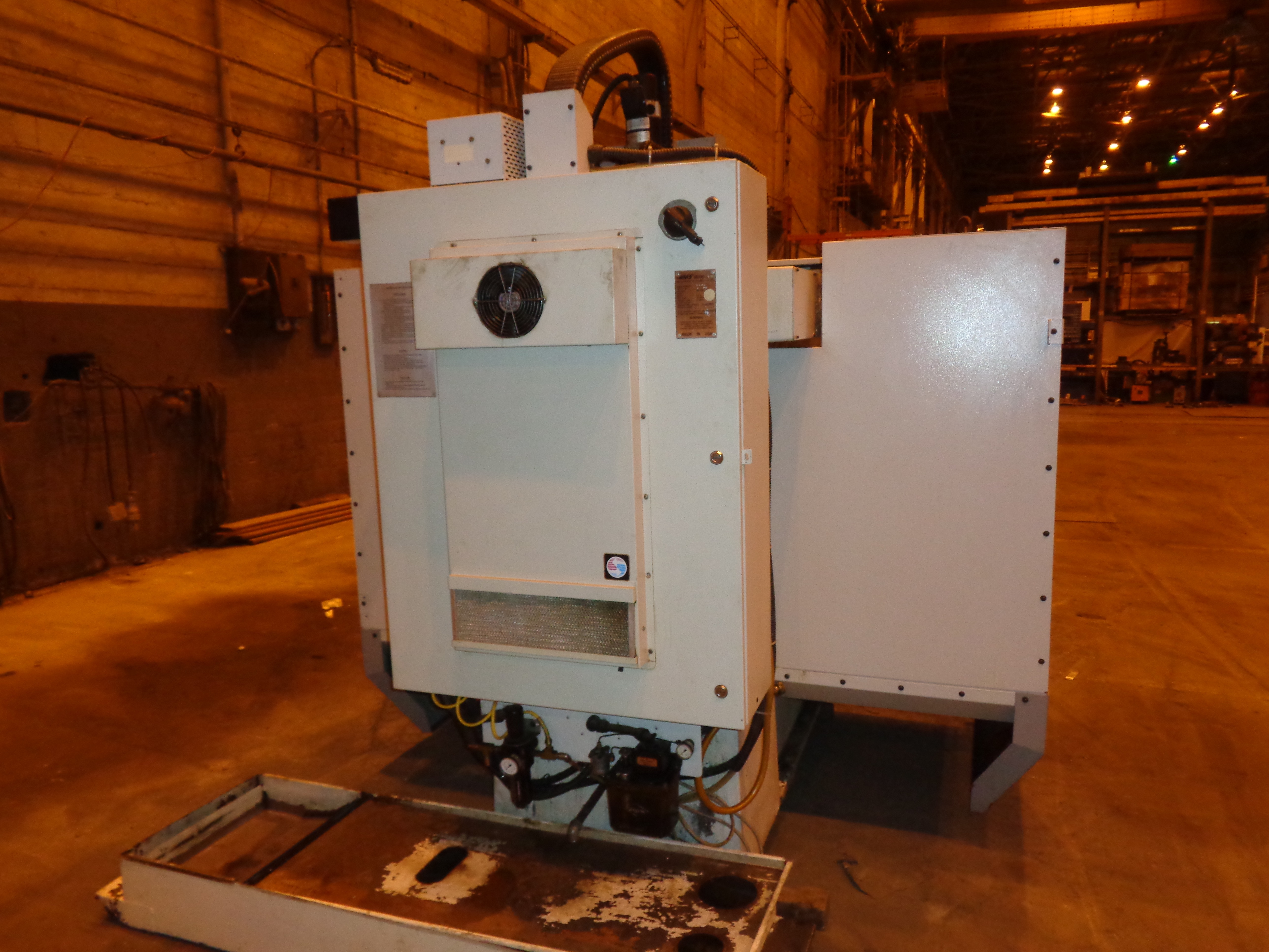 Haas VF-0E CNC Vertical Machining Center - Image 7 of 27