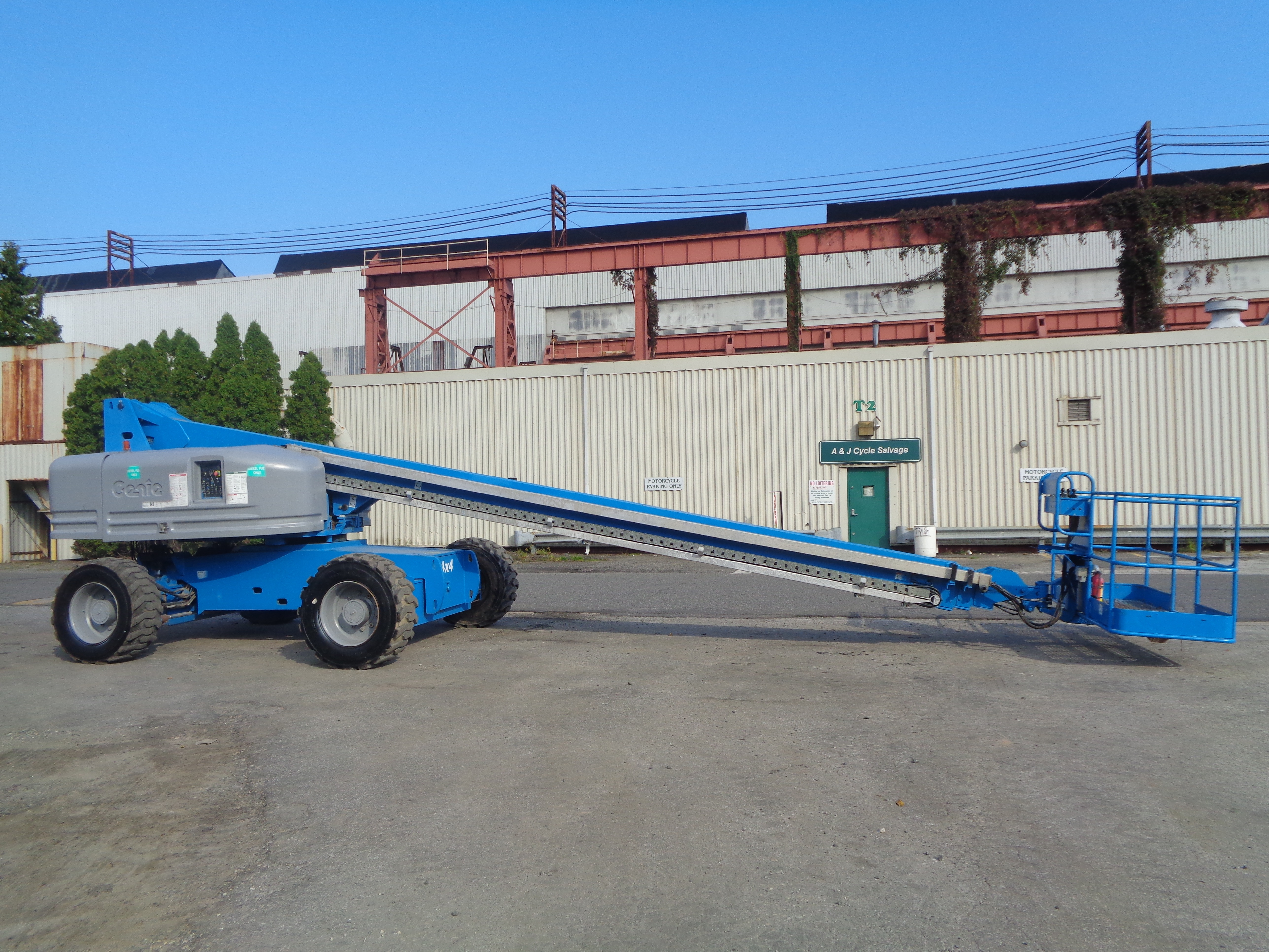 Genie S80 80ft Boom Lift - Image 10 of 22
