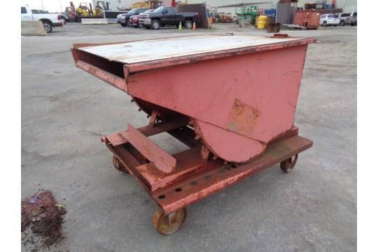 Meco 1/2 Yard Trash Dumpster - Image 5 of 7