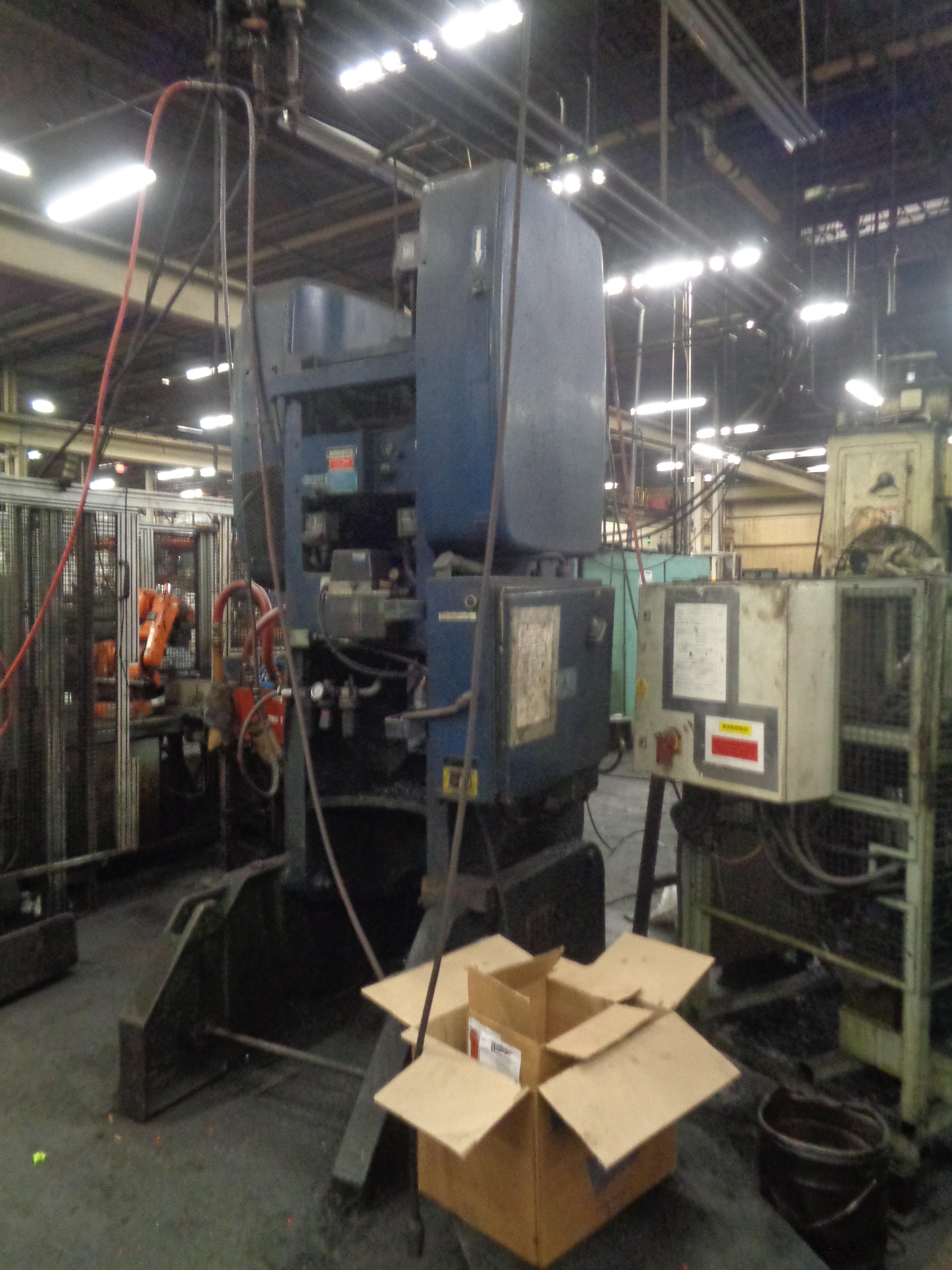 Bliss Press 60 Ton - Located in Swedsboro NJ
