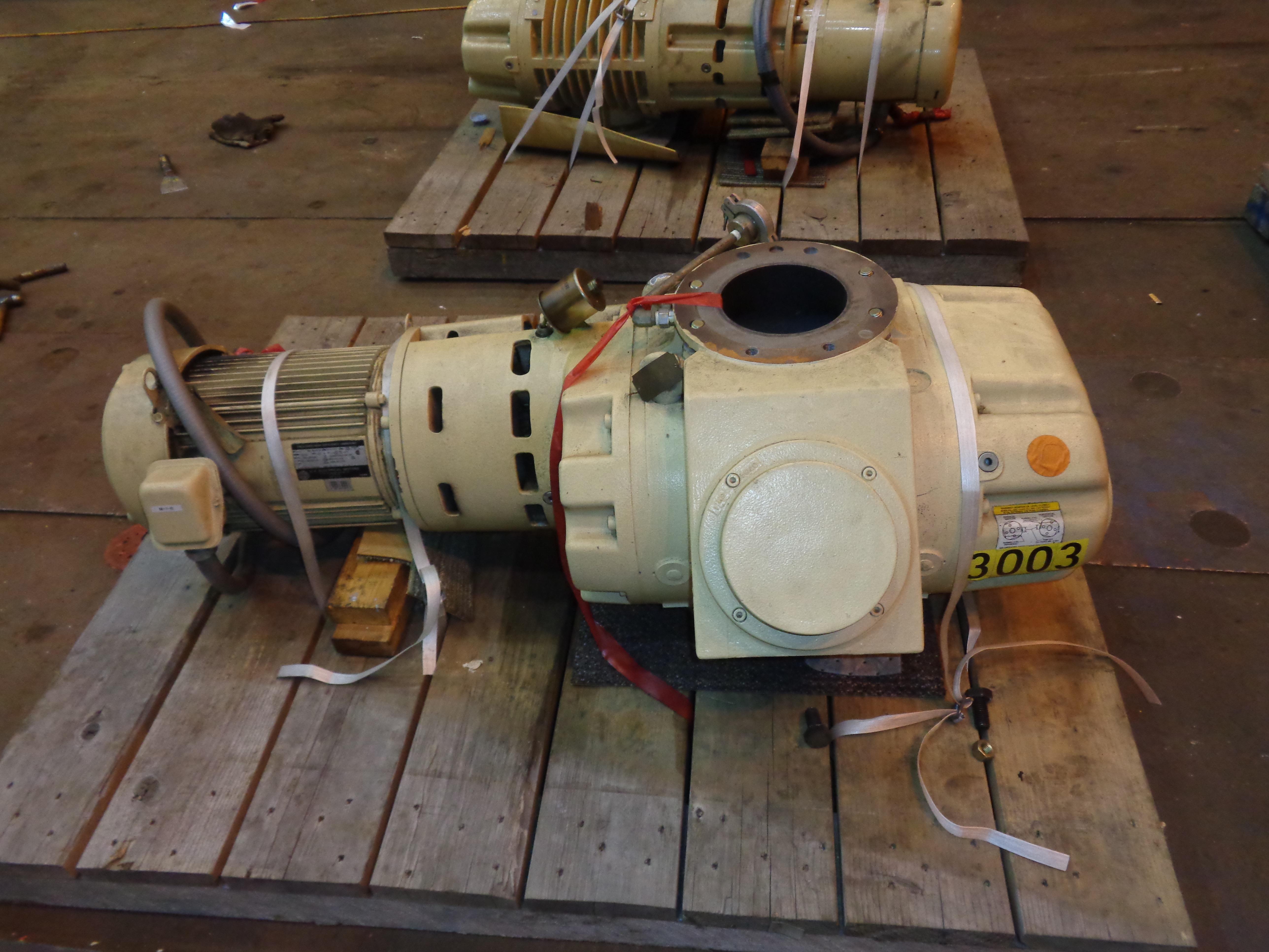 Lot of 3 Vacuum Pumps - Image 19 of 26