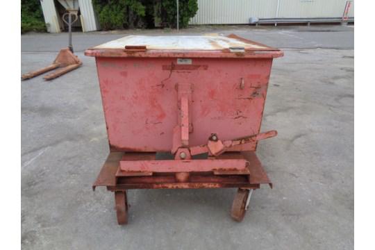 Meco 1/2 Yard Trash Dumpster - Image 7 of 7