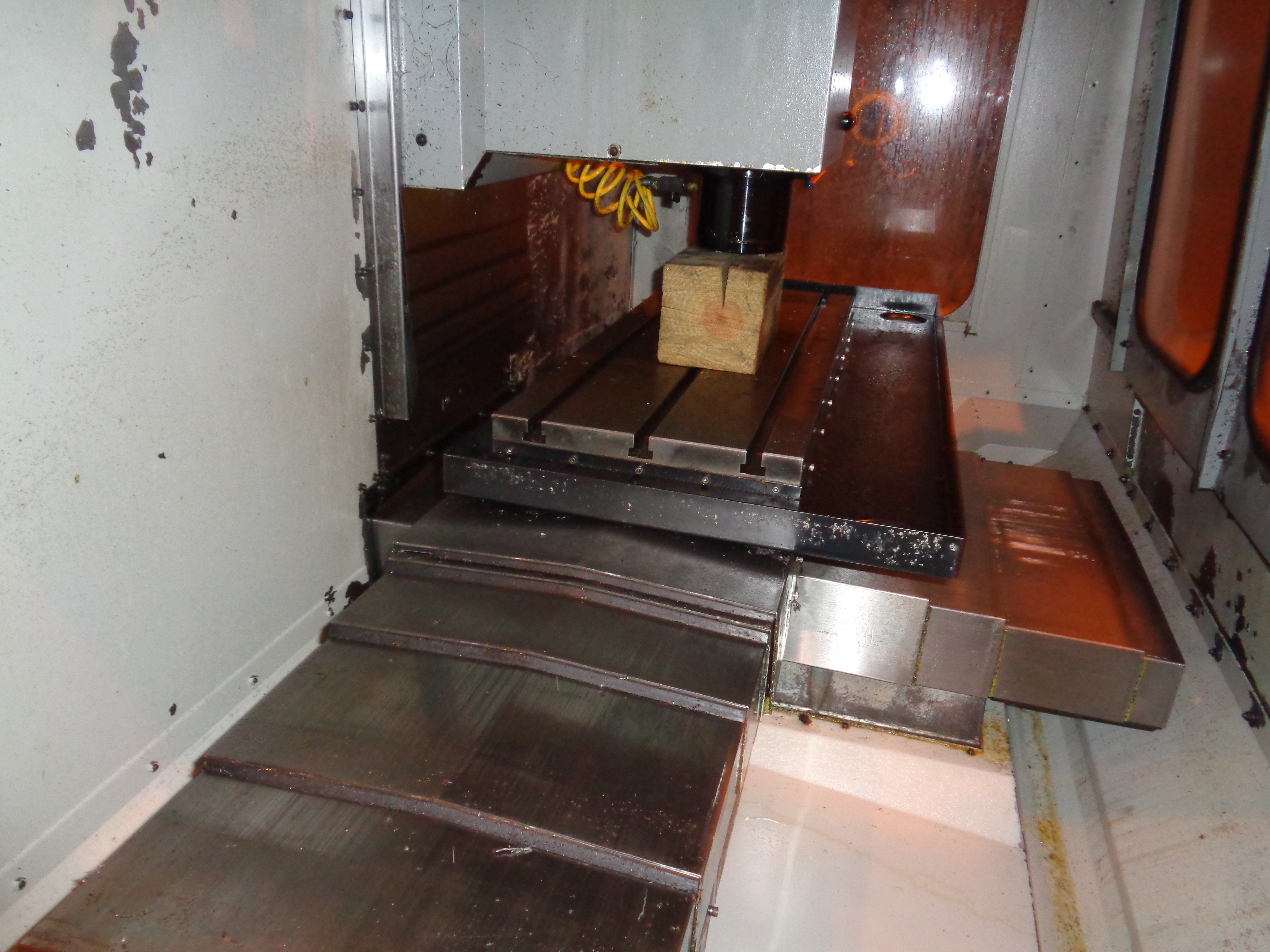 Haas VF-0E CNC Vertical Machining Center - Image 24 of 27