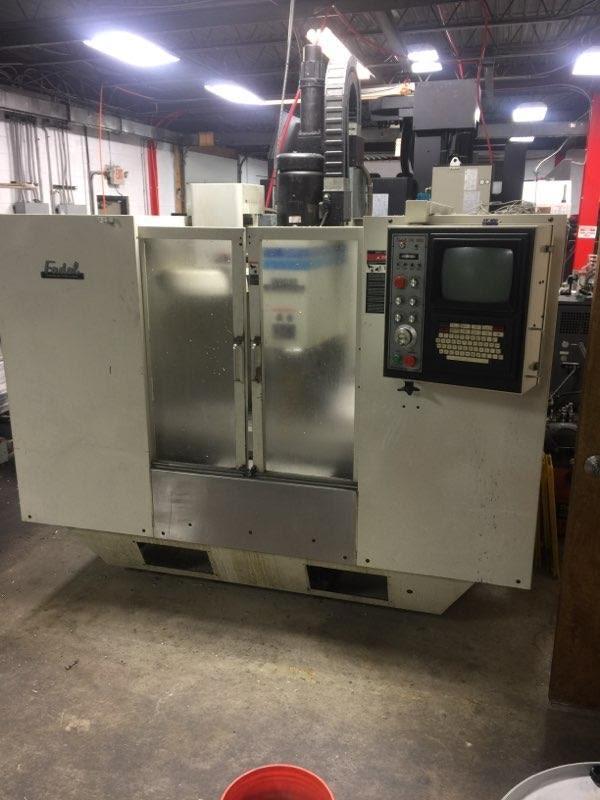 Fadal 904-1 CNC Vertical Machining Center