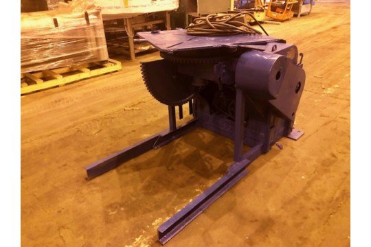Worthington Welding Positioner