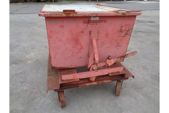 Meco 1/2 Yard Trash Dumpster - Image 4 of 7
