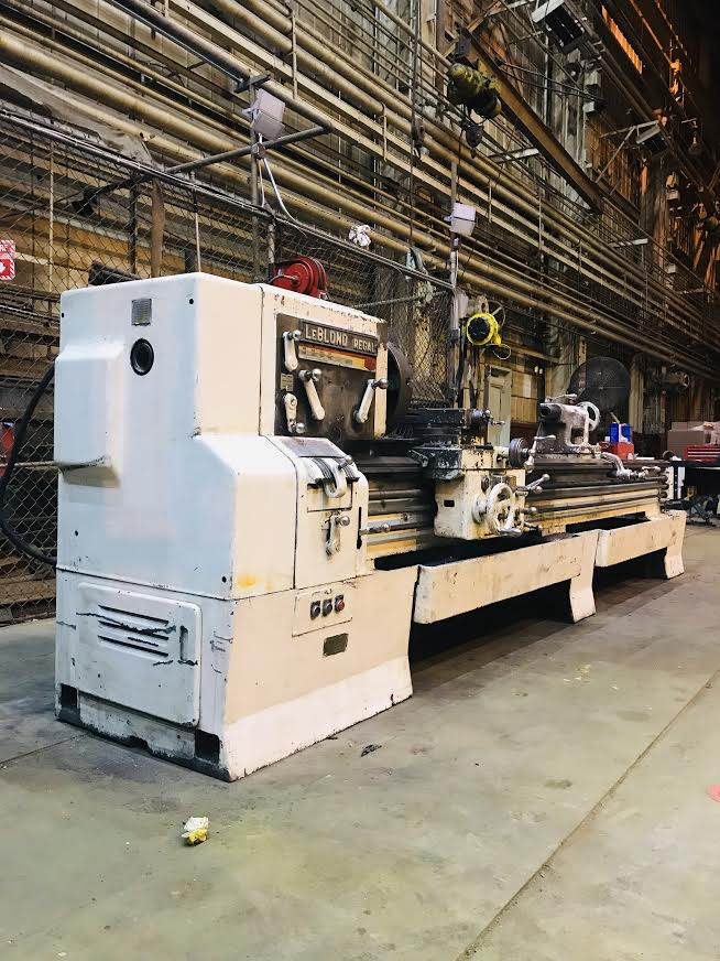 Leblond Regal Engine Lathe 14 in x 120 in - Image 4 of 4