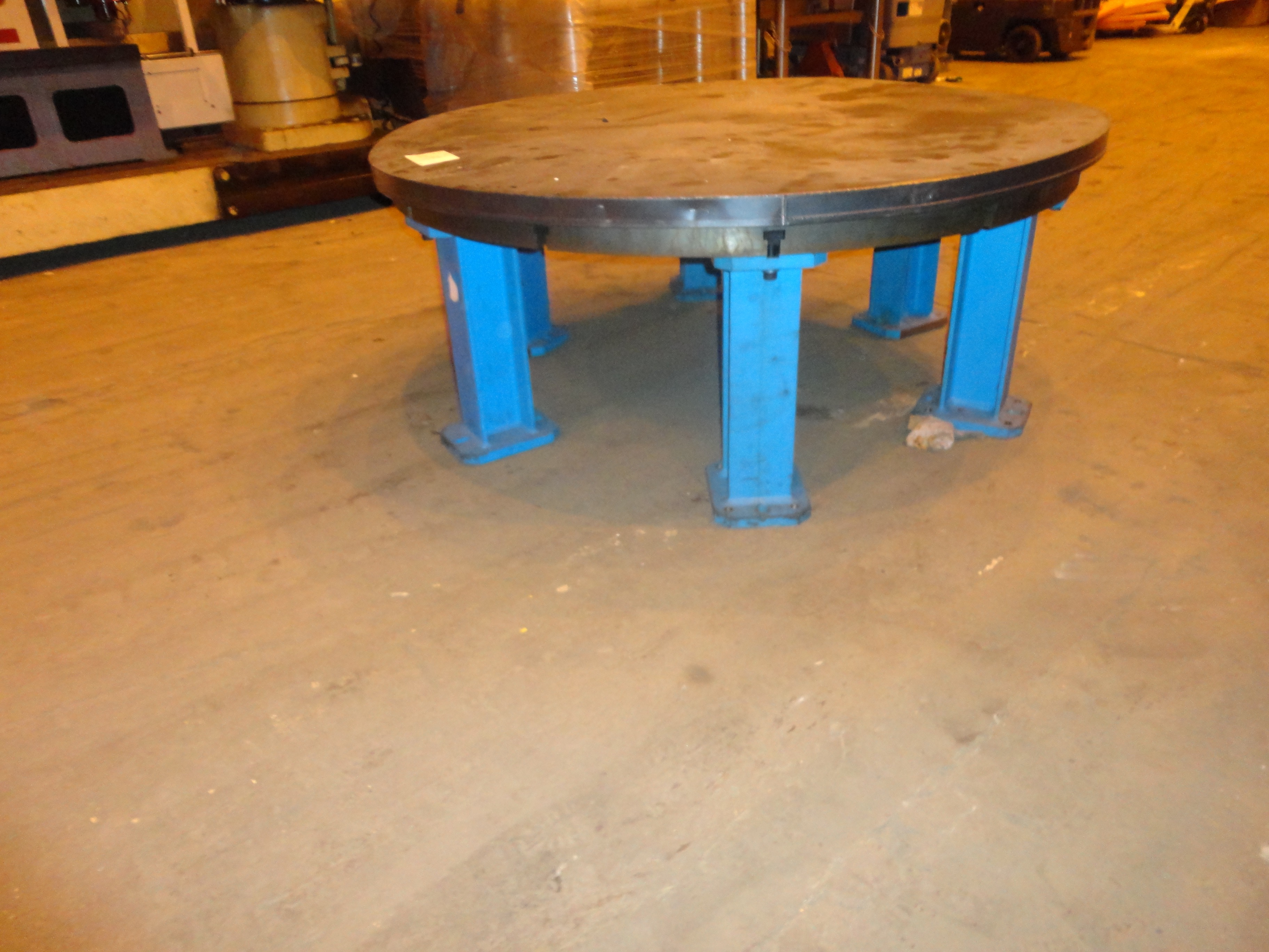 "65"" Faceplate Work Table - Image 2 of 13"