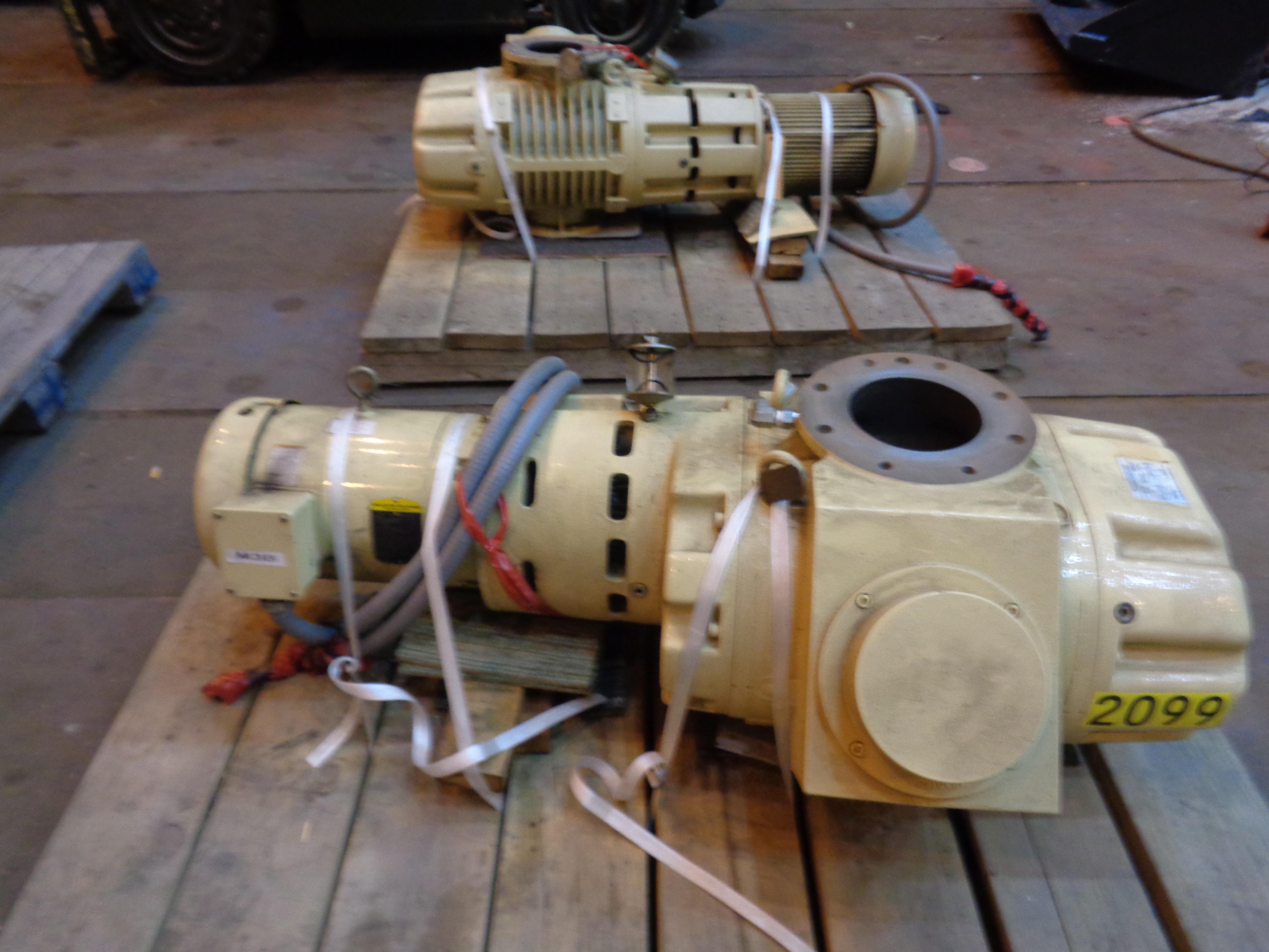 Lot of 3 Vacuum Pumps - Image 7 of 26