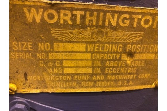 Worthington Welding Positioner - Image 5 of 5