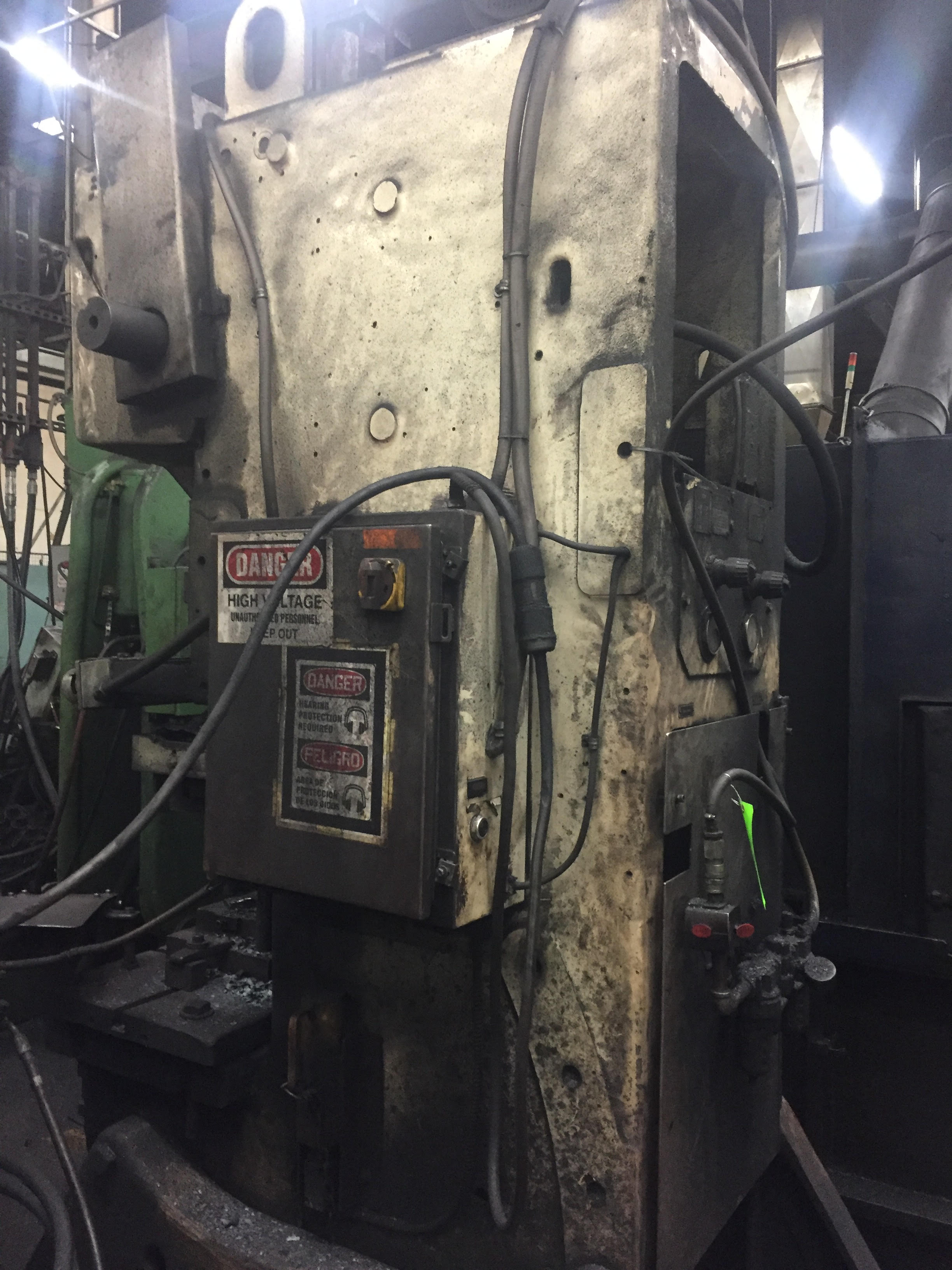 Minster Press 60 Ton Located in Swedsboro NJ