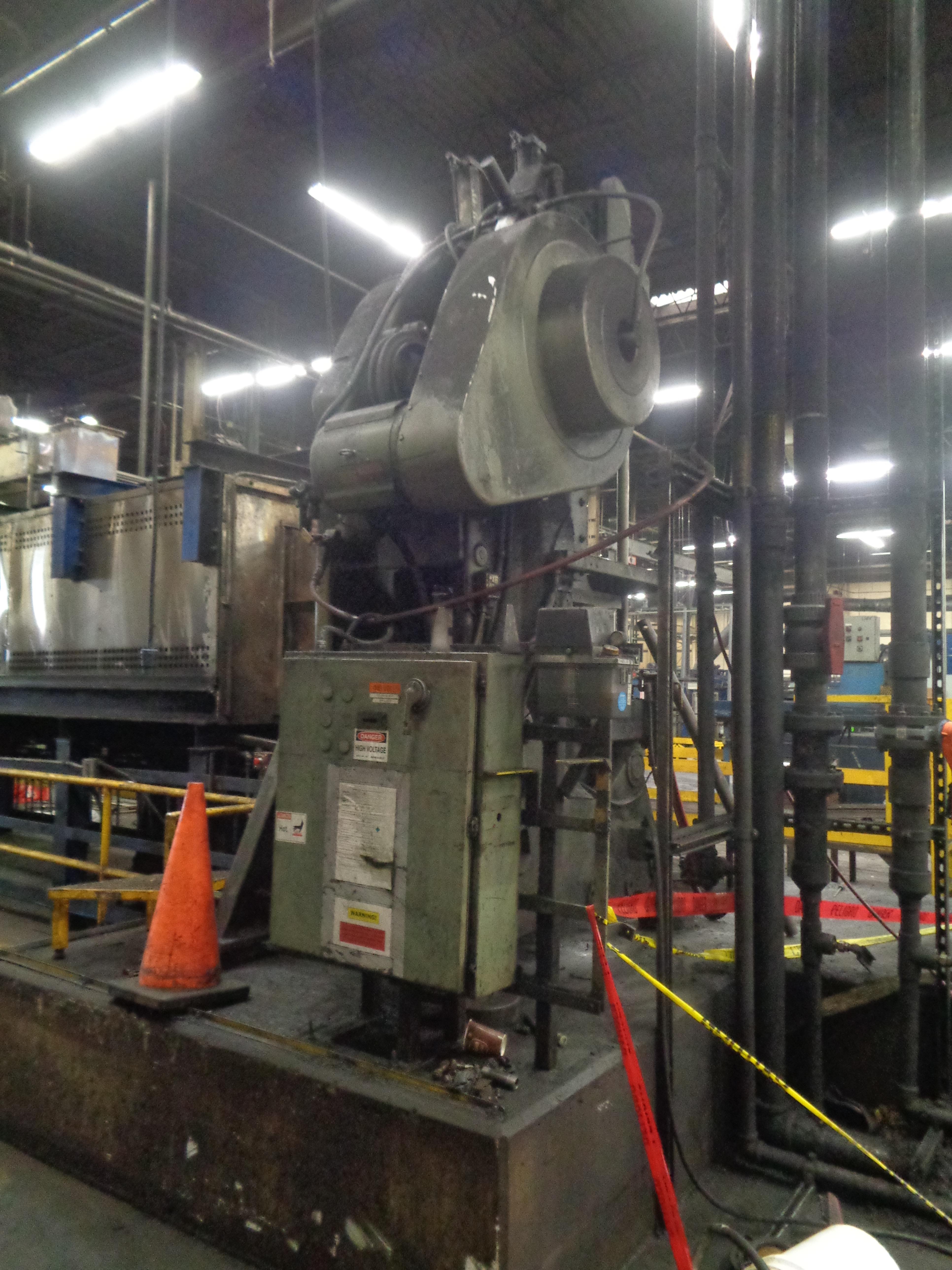 South Bend Press 125 Ton Located in Swedsboro NJ - Image 4 of 6
