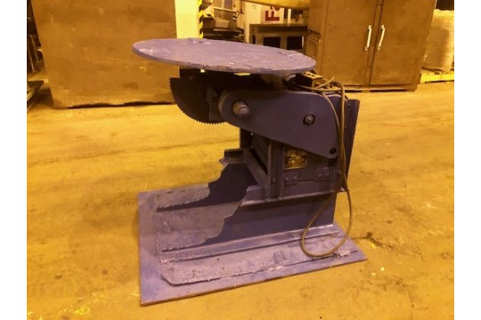 Ransome Welding Positioner - Image 3 of 4
