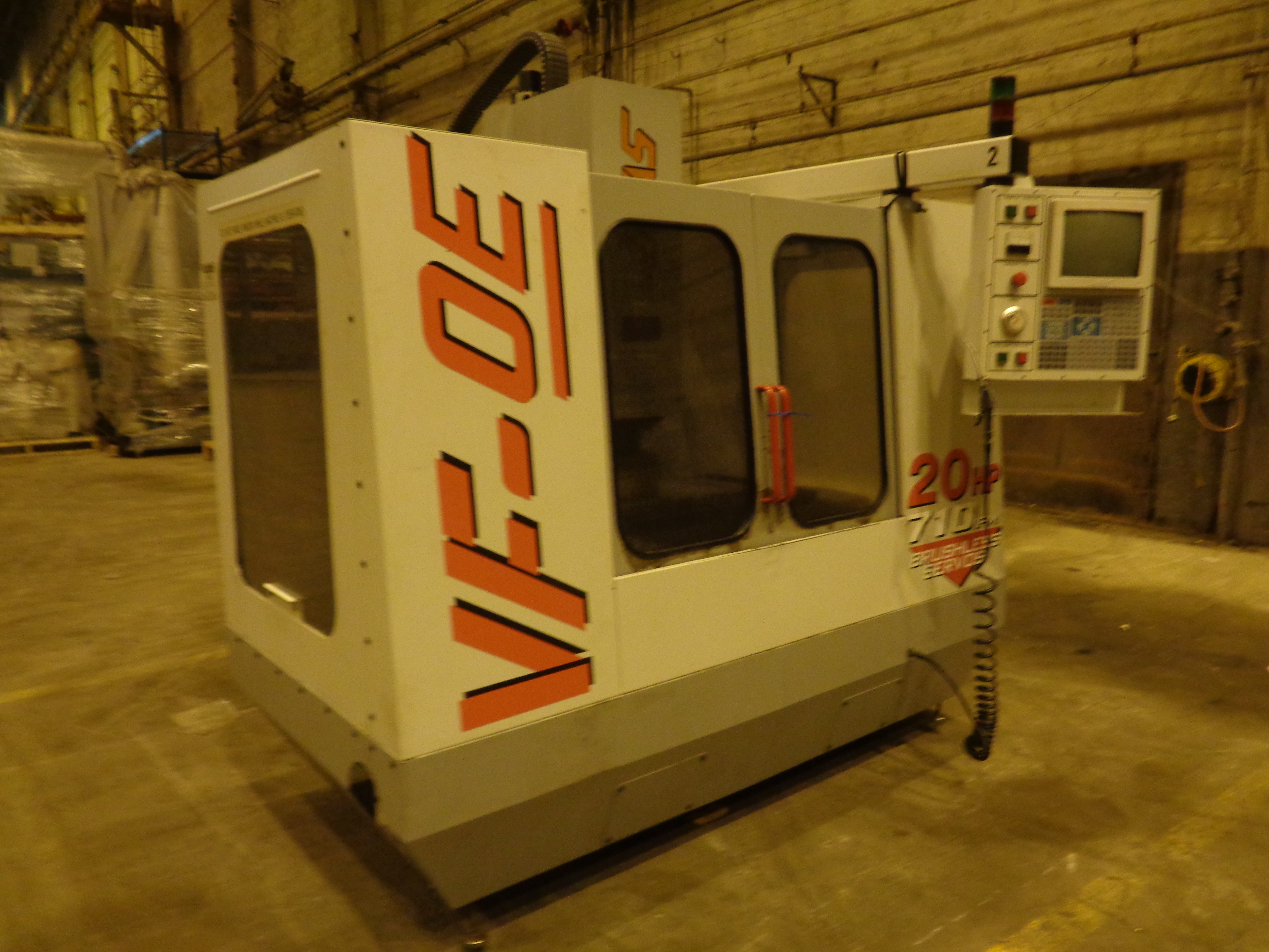 Haas VF-0E CNC Vertical Machining Center - Image 11 of 27