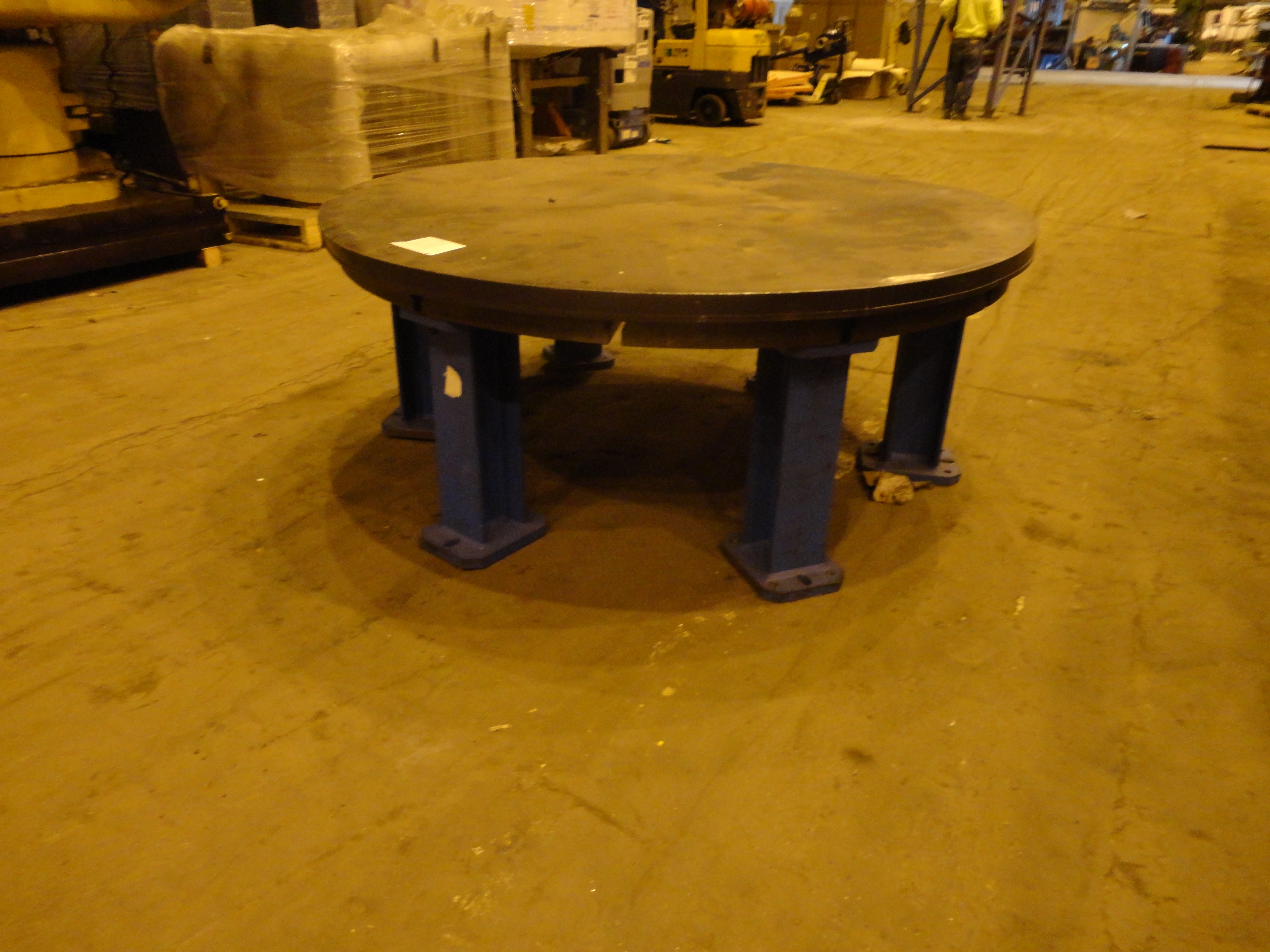 "65"" Faceplate Work Table - Image 5 of 13"