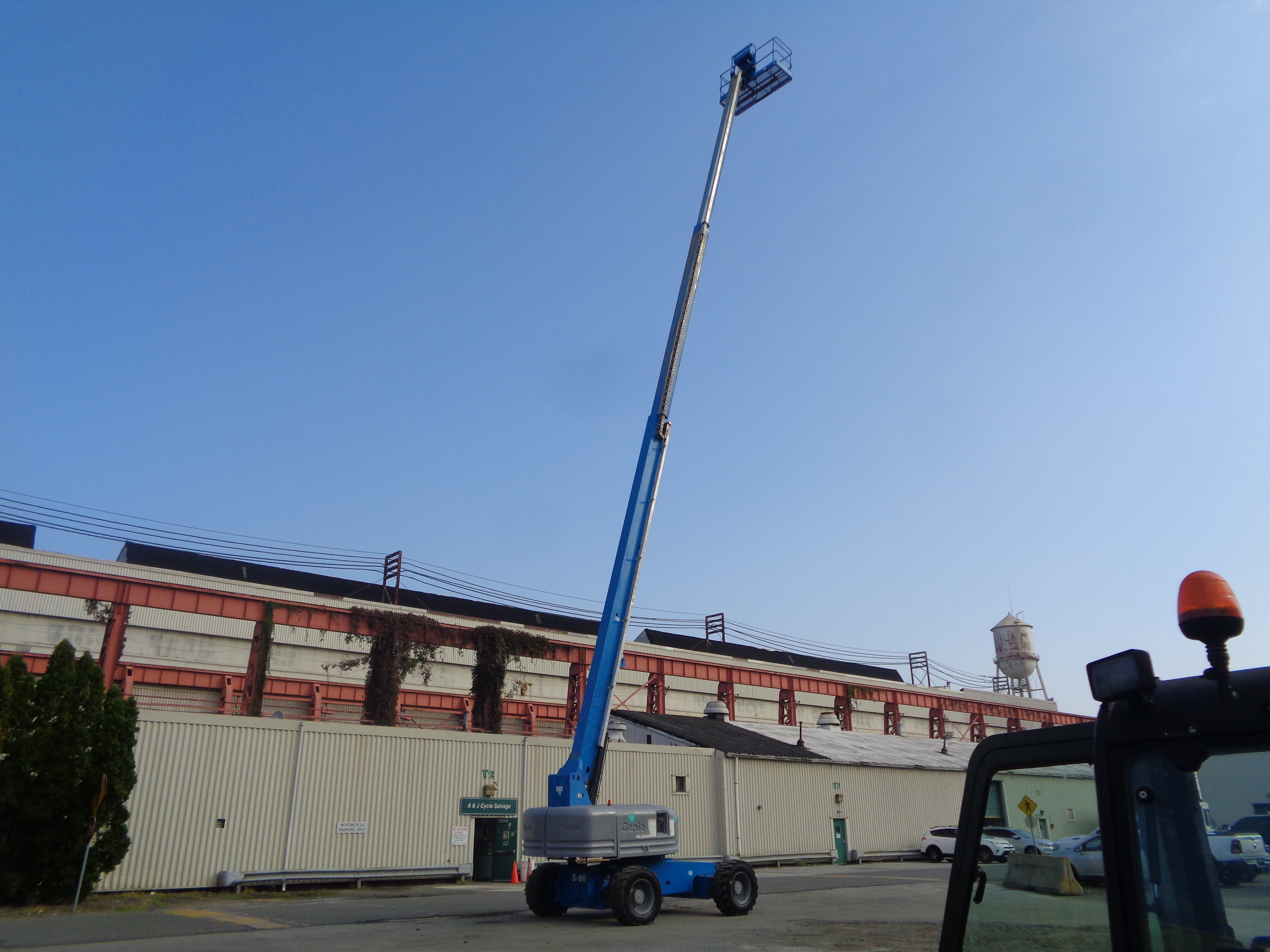 Genie S80 80ft Boom Lift - Image 18 of 22