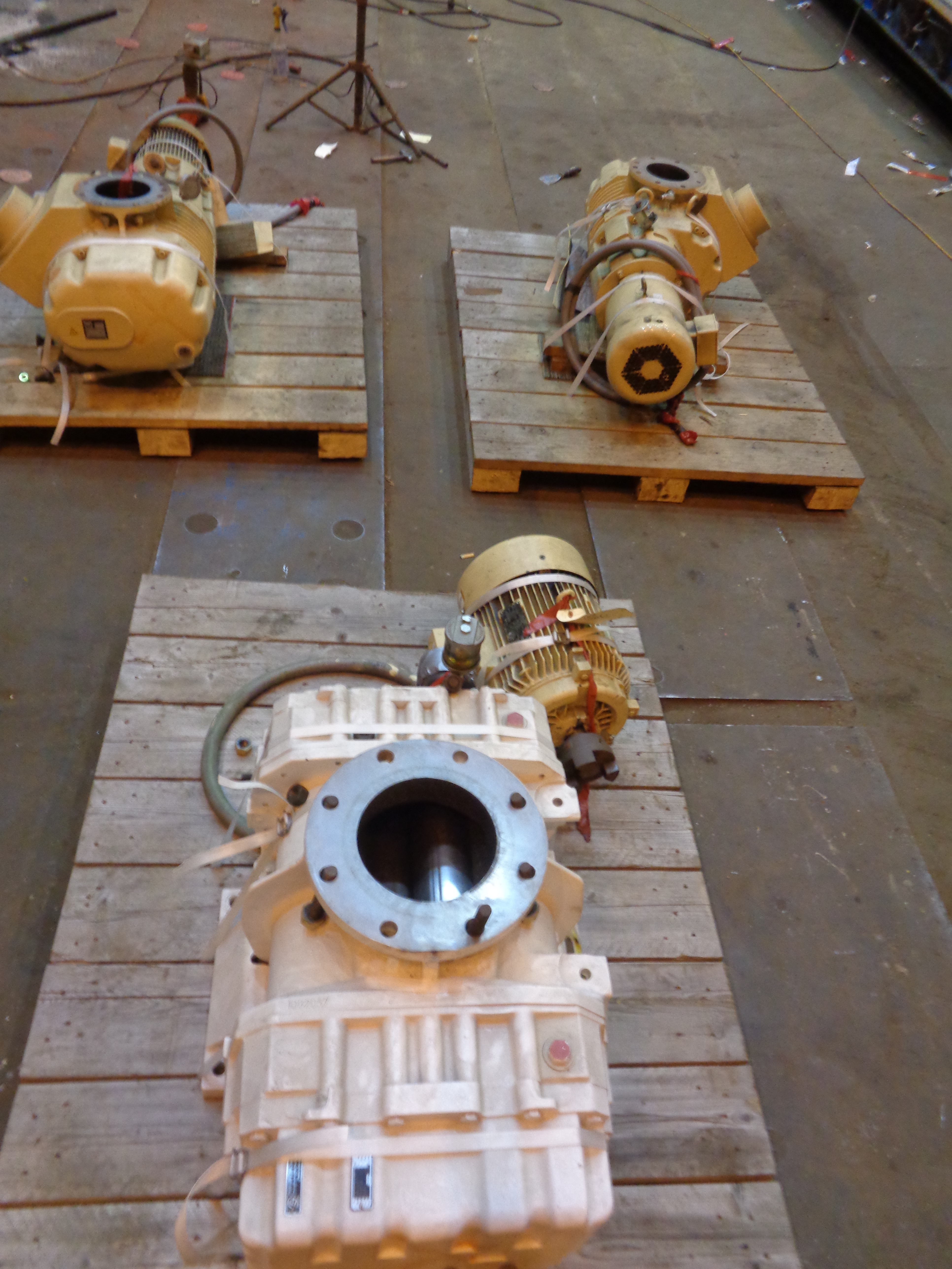 Lot of 3 Vacuum Pumps - Image 10 of 26