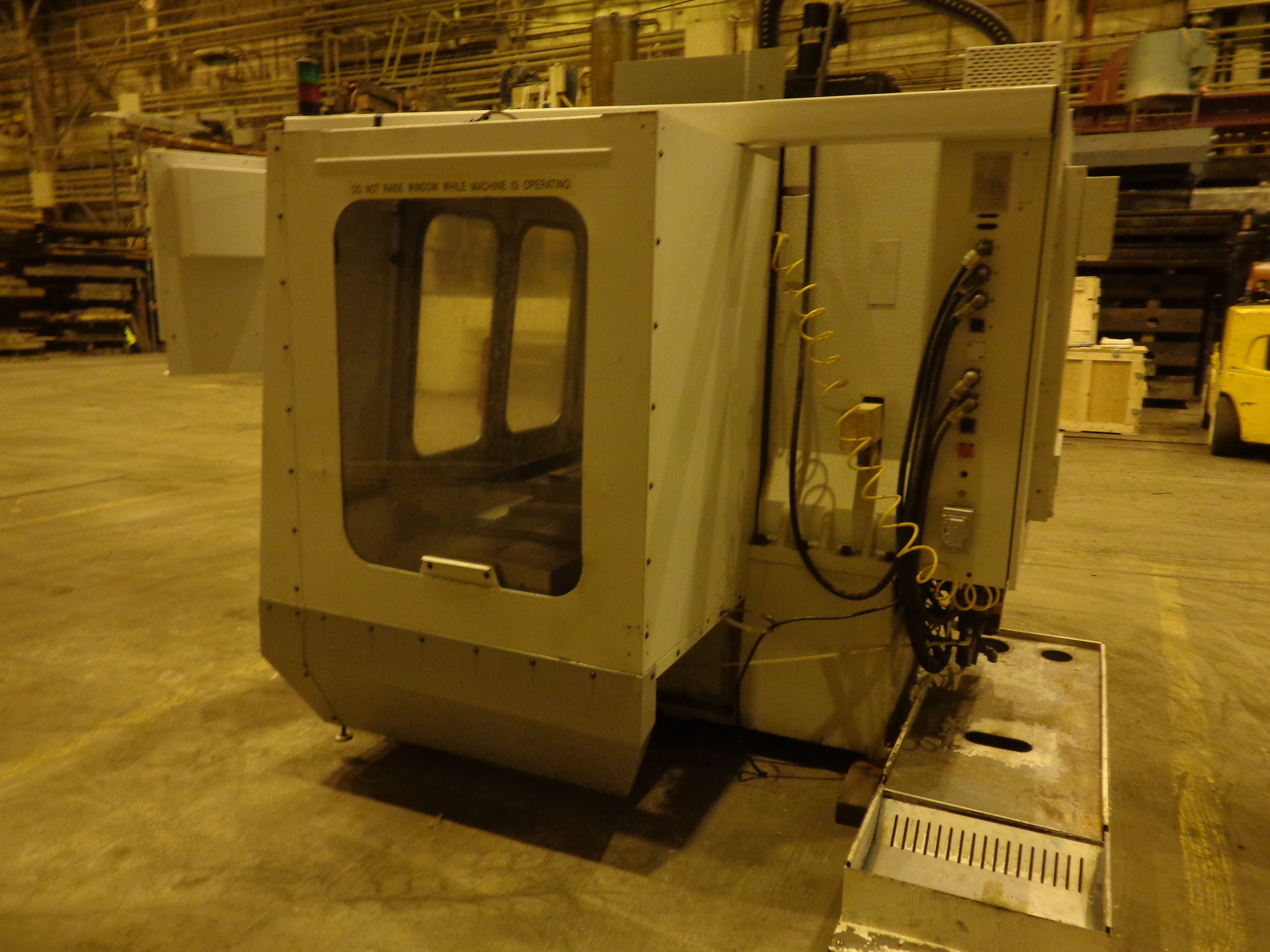 Haas VF-0E CNC Vertical Machining Center - Image 21 of 27