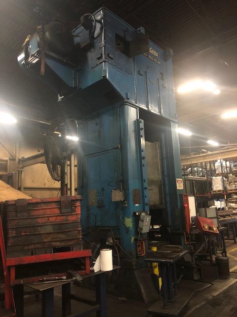 Niagara 600 Ton Press - Located Off Site in NJ - Image 6 of 16