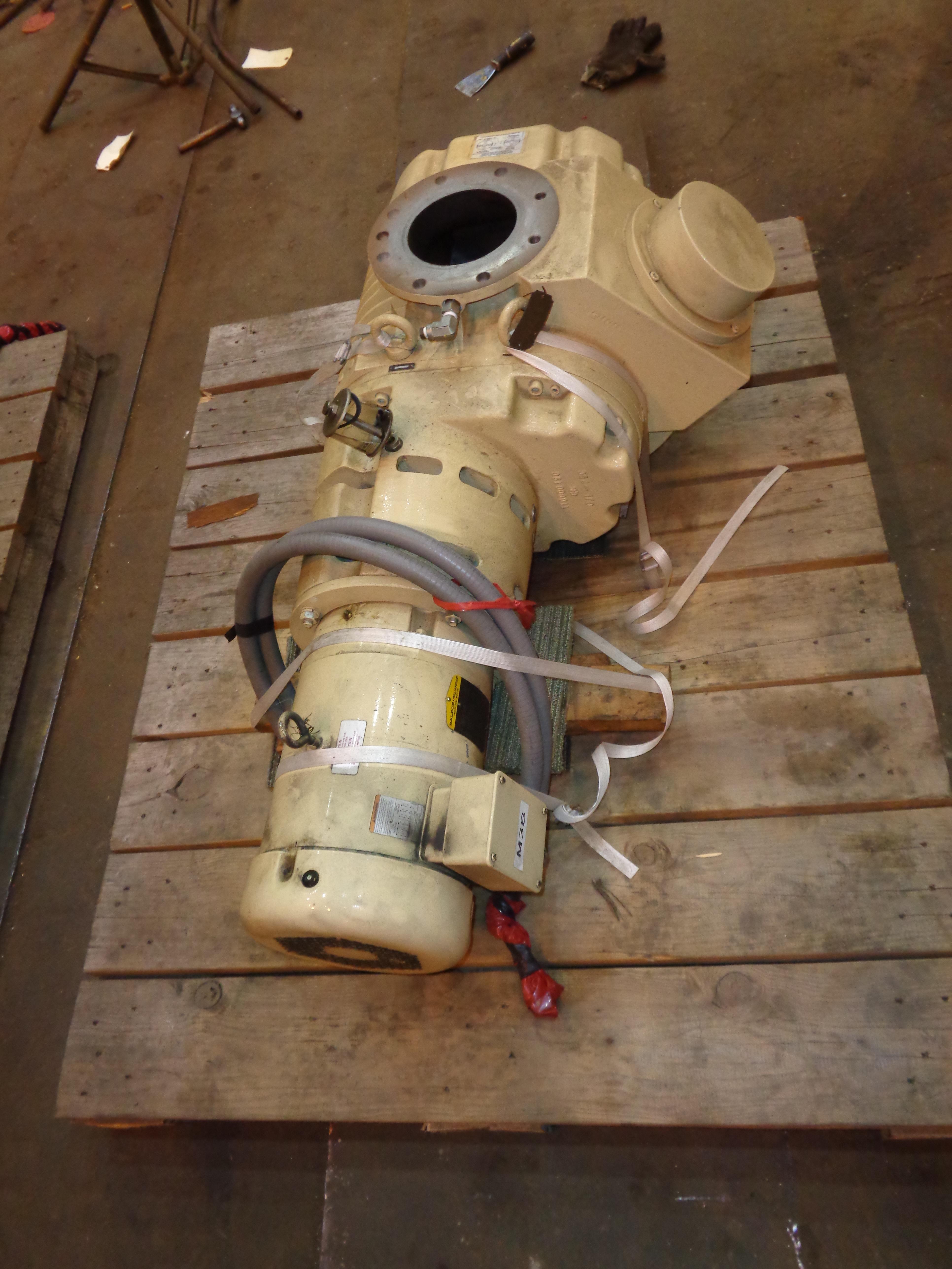 Lot of 3 Vacuum Pumps - Image 14 of 26