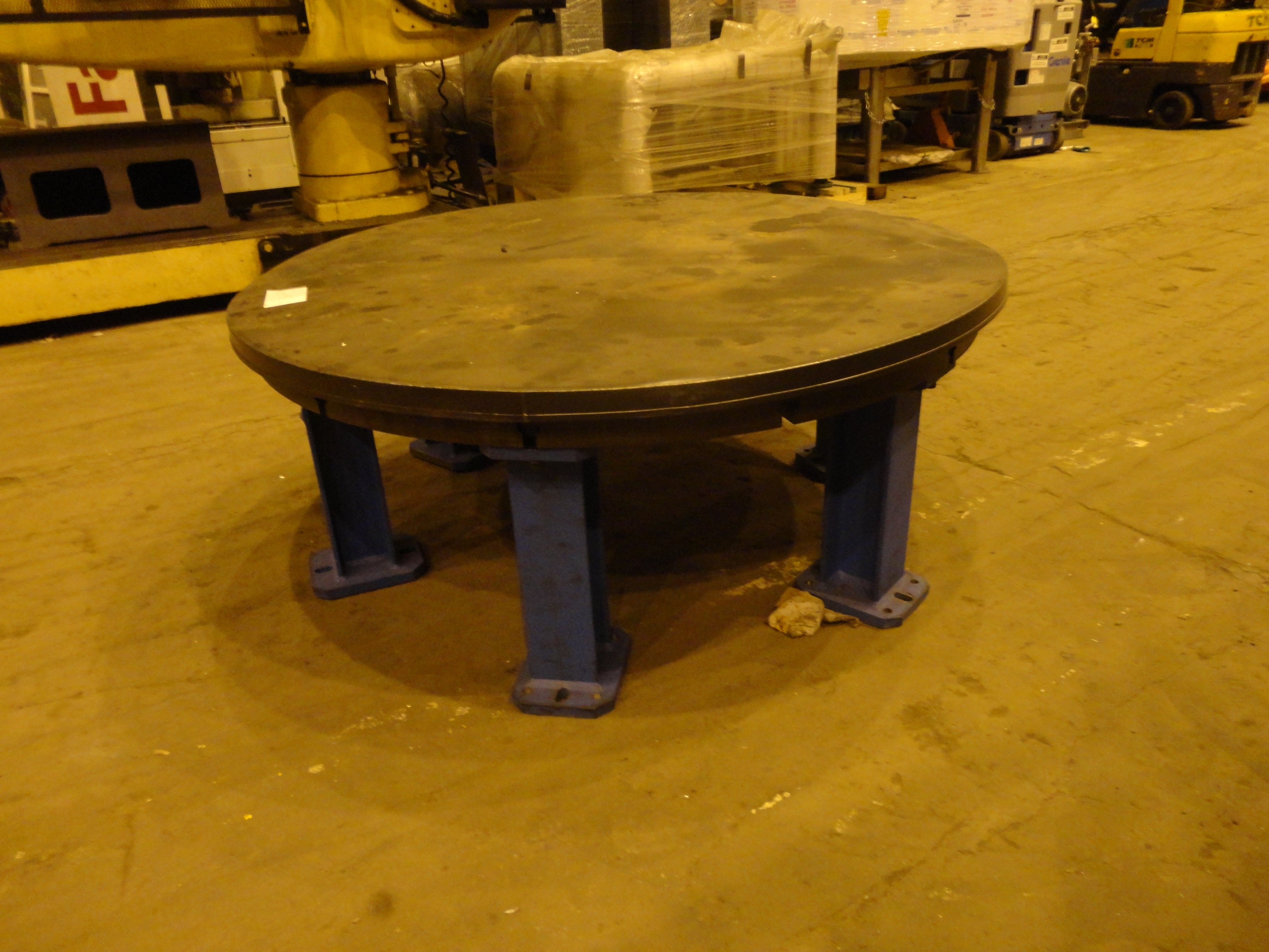 "65"" Faceplate Work Table - Image 4 of 13"