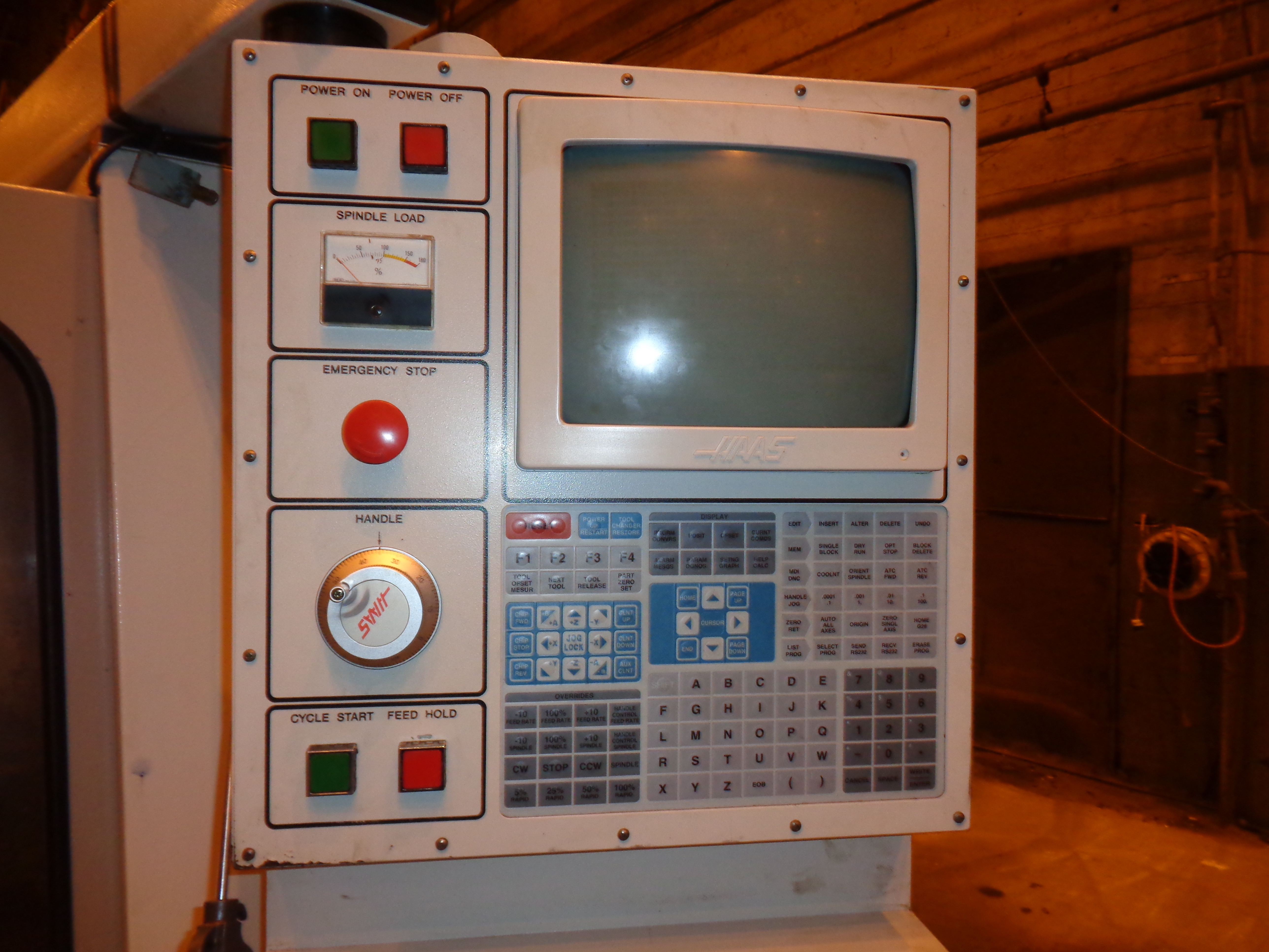 Haas VF-0E CNC Vertical Machining Center - Image 6 of 27