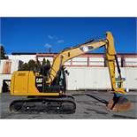 2015 CAT 312E Hydraulic Crawler Excavator