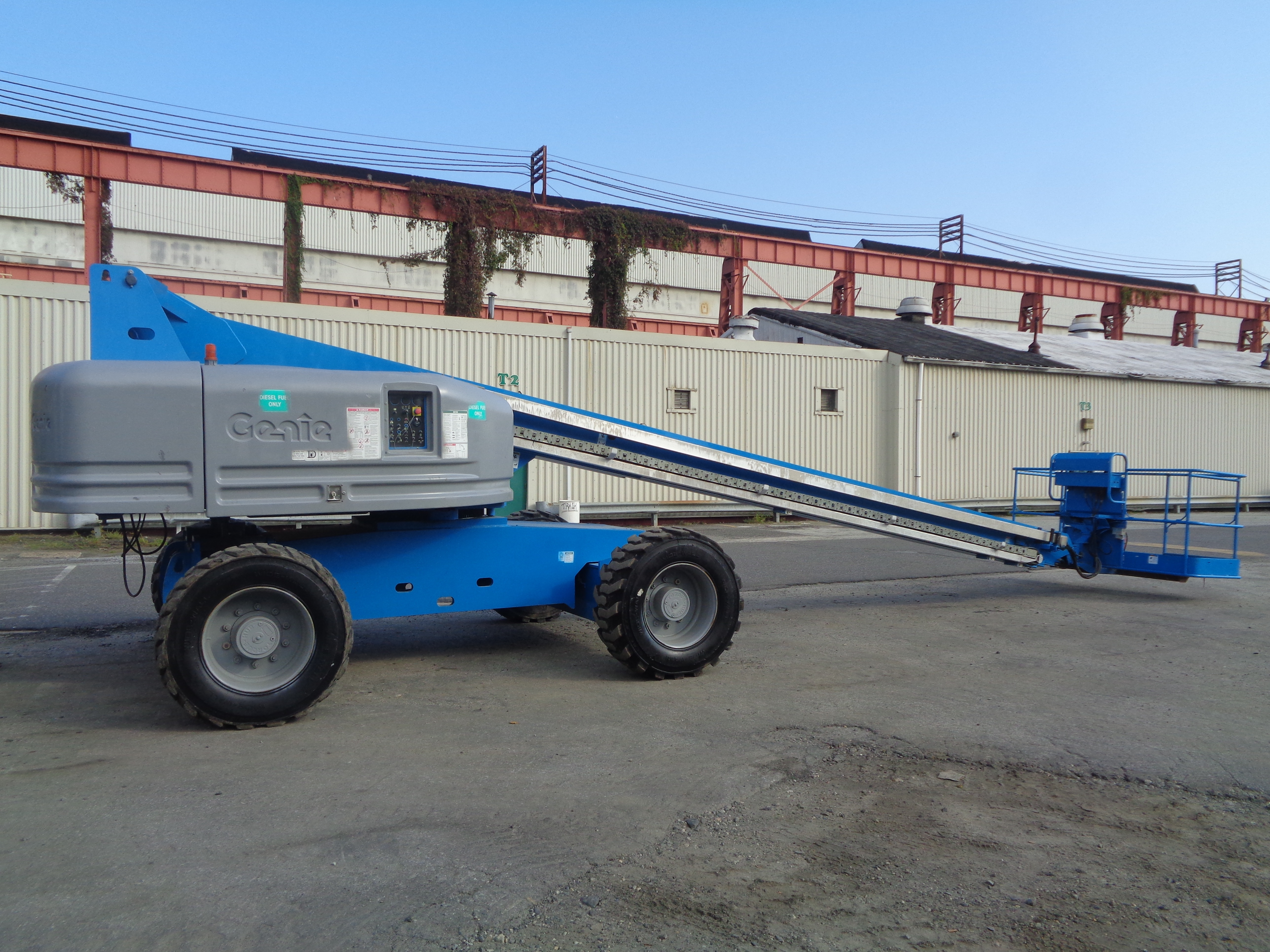Genie S80 80ft Boom Lift - Image 8 of 22