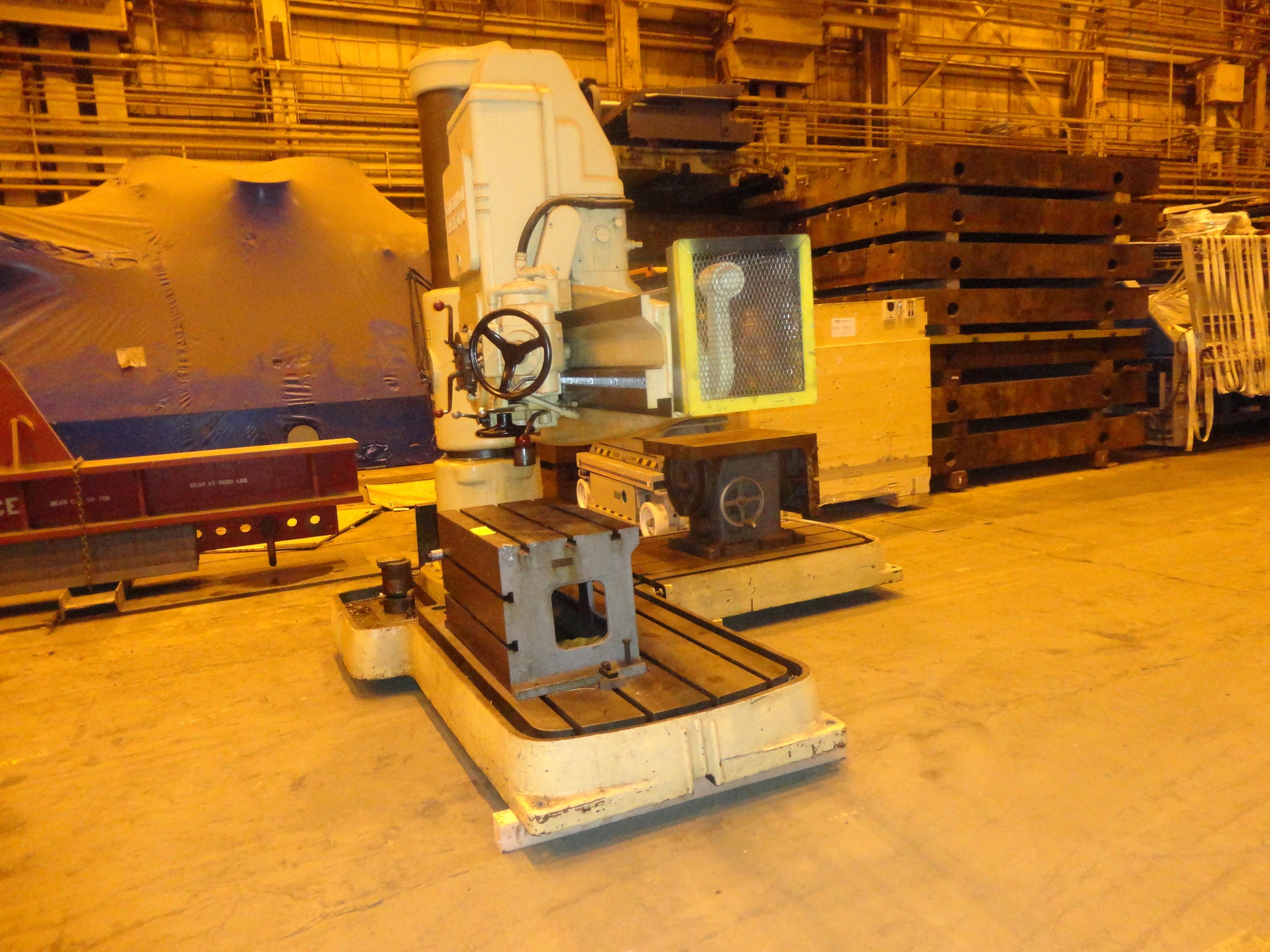 Cincinnati Brickford Radial Drill - Image 5 of 5