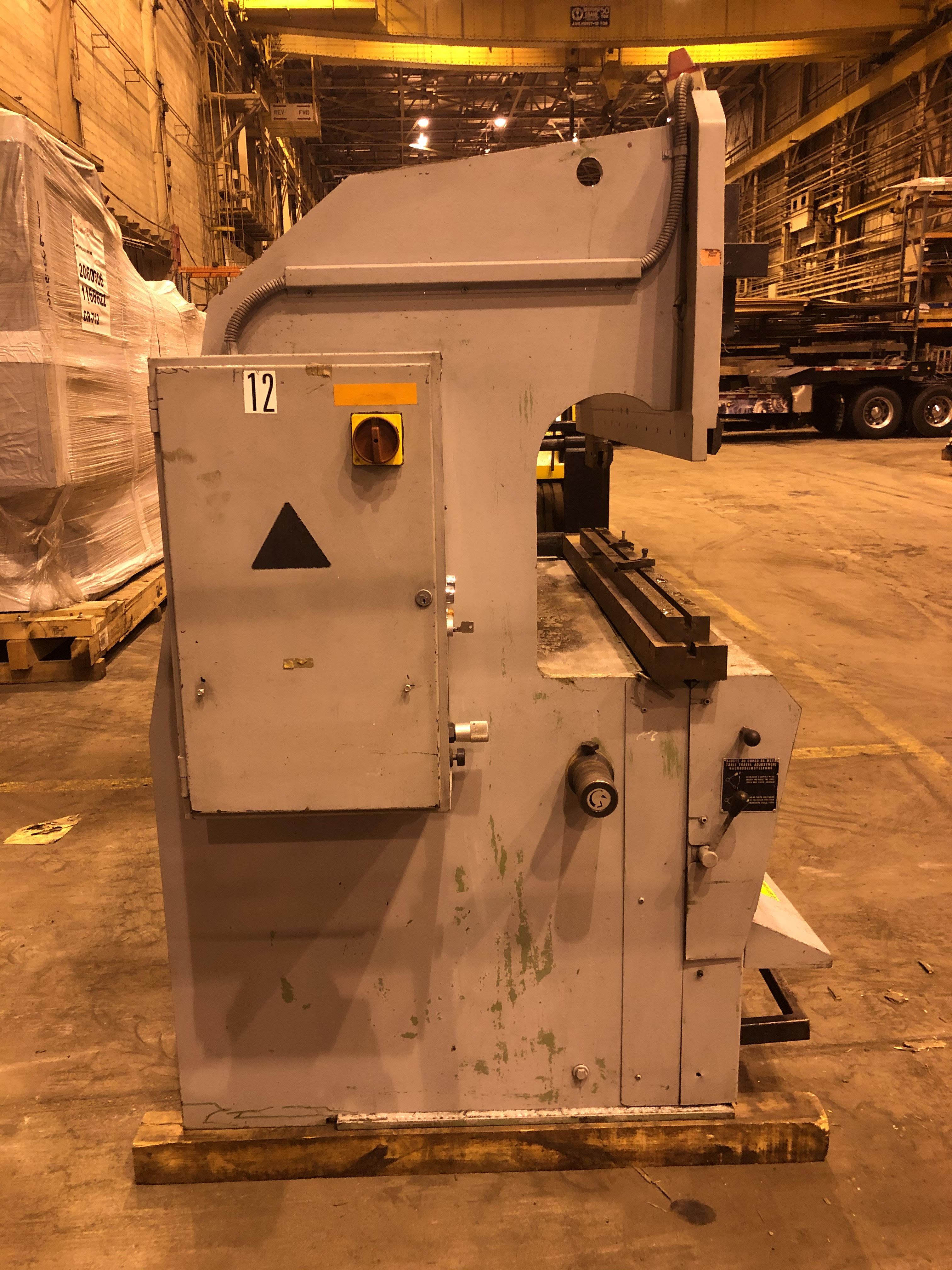 Guifil PE-30 33 Ton Press Brake - Image 6 of 14