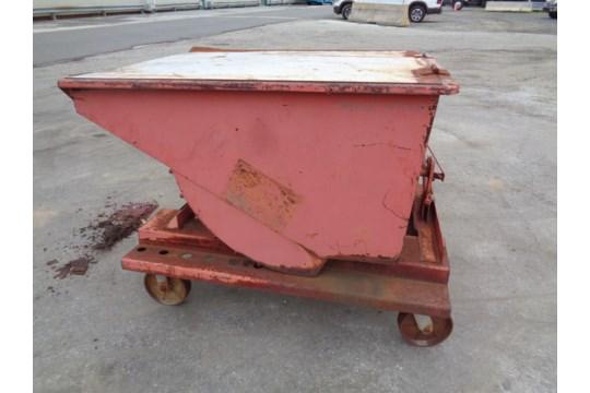Meco 1/2 Yard Trash Dumpster - Image 2 of 7