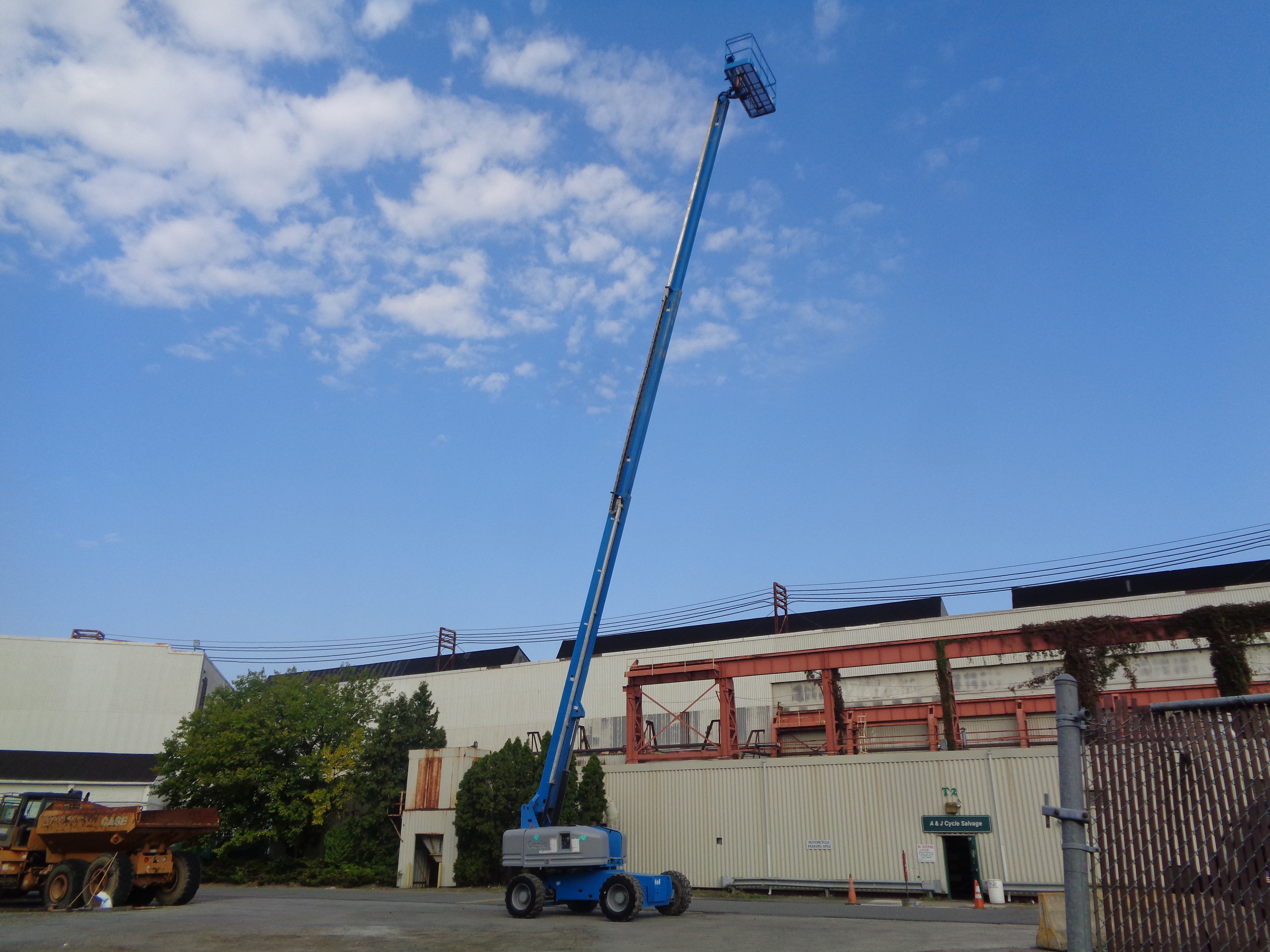 Genie S80 80ft Boom Lift - Image 21 of 22