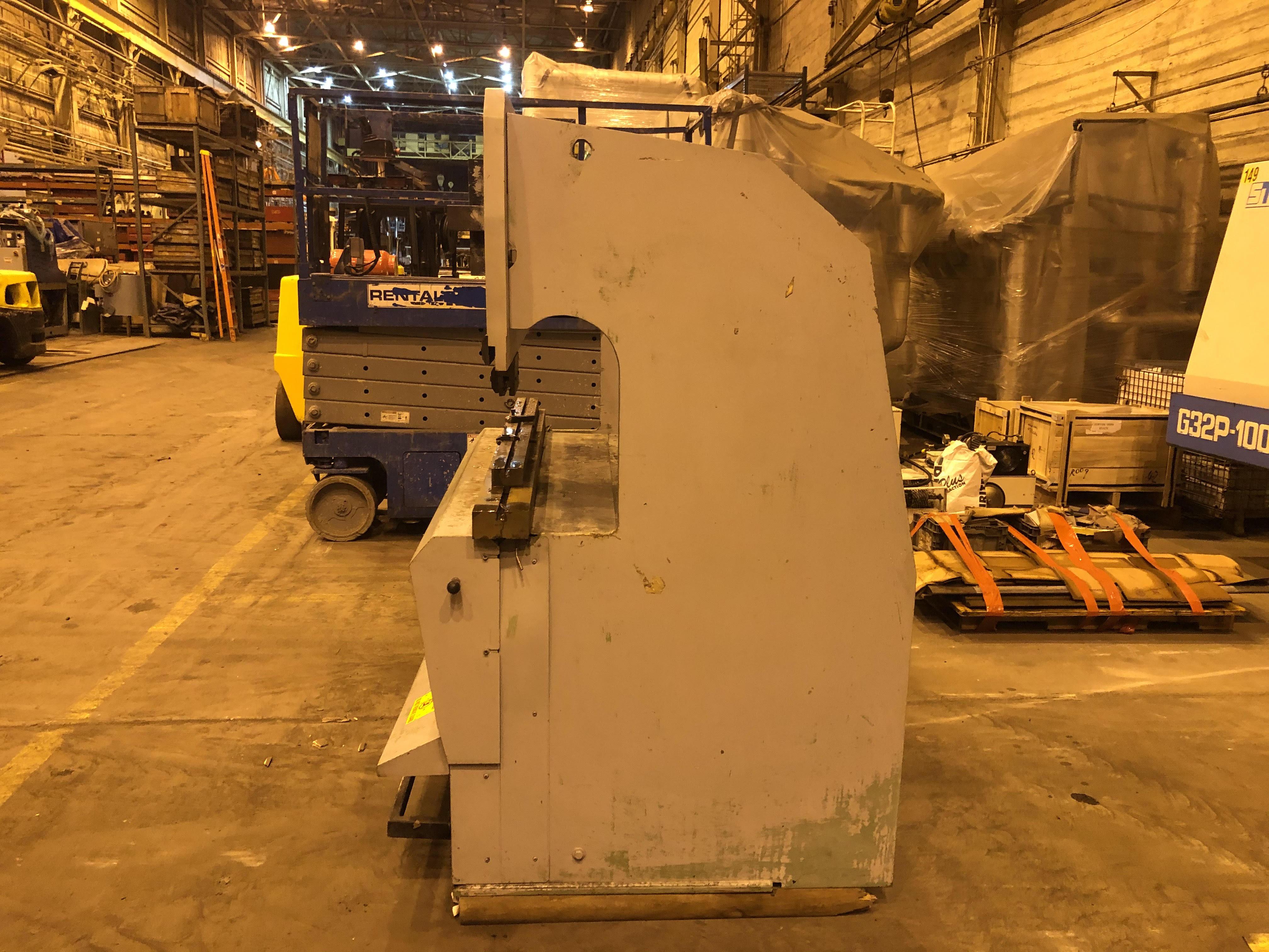 Guifil PE-30 33 Ton Press Brake - Image 8 of 14