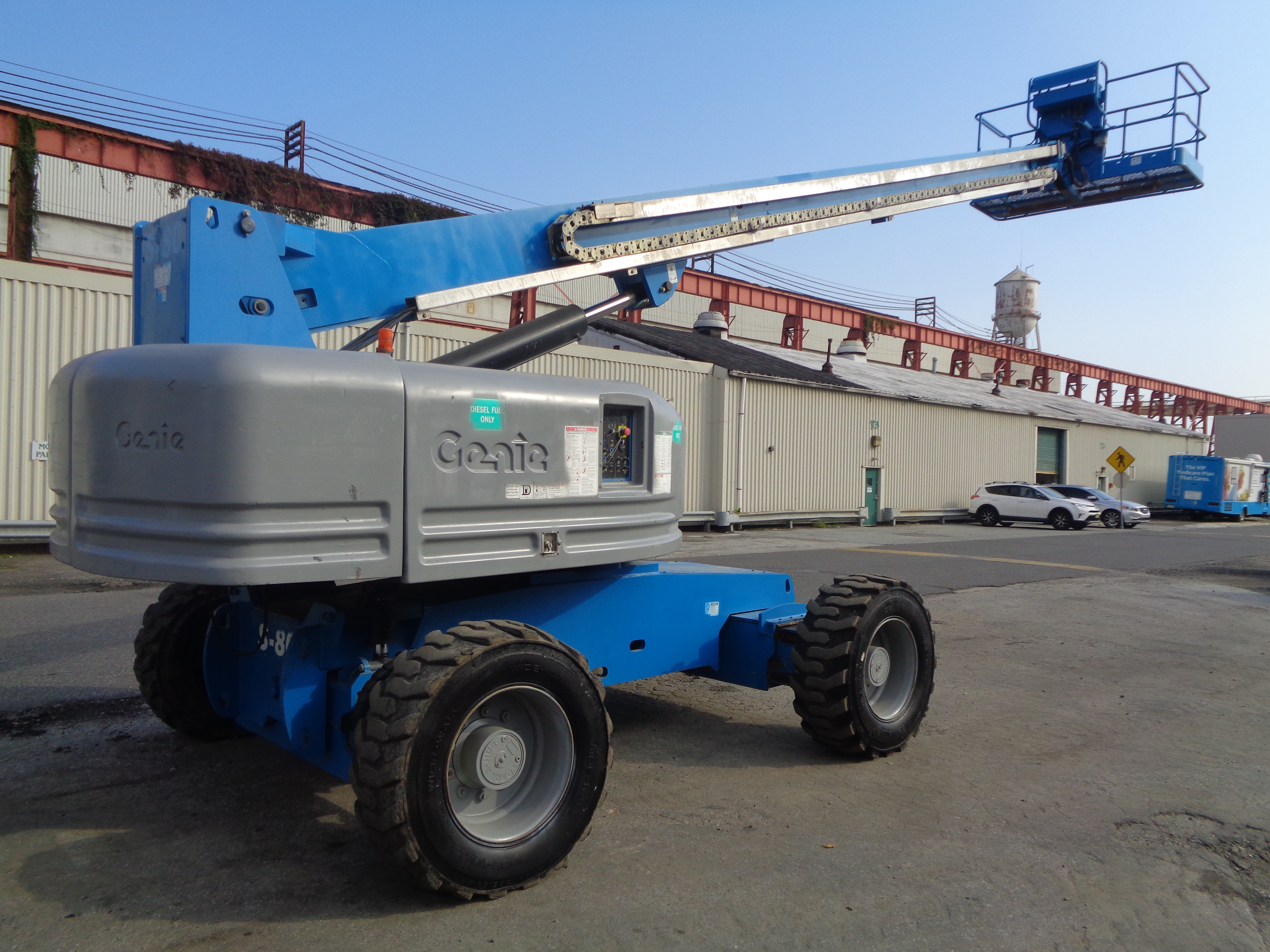 Genie S80 80ft Boom Lift - Image 13 of 22