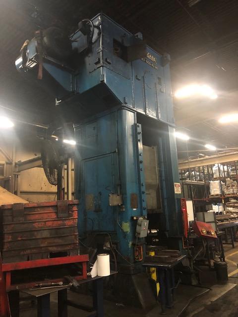 Niagara 600 Ton Press - Located Off Site in NJ - Image 5 of 16