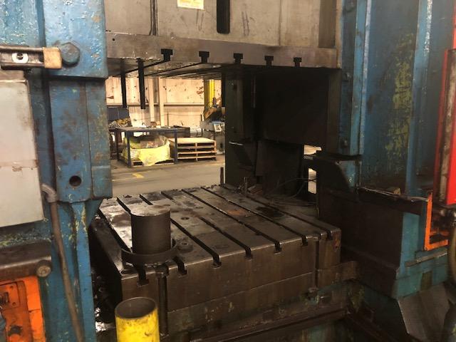 Niagara 600 Ton Press - Located Off Site in NJ - Image 13 of 16