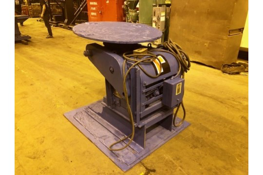Ransome Welding Positioner - Image 2 of 4