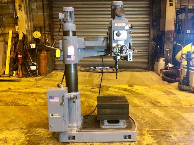 Enco DSR-750S Radial Drill