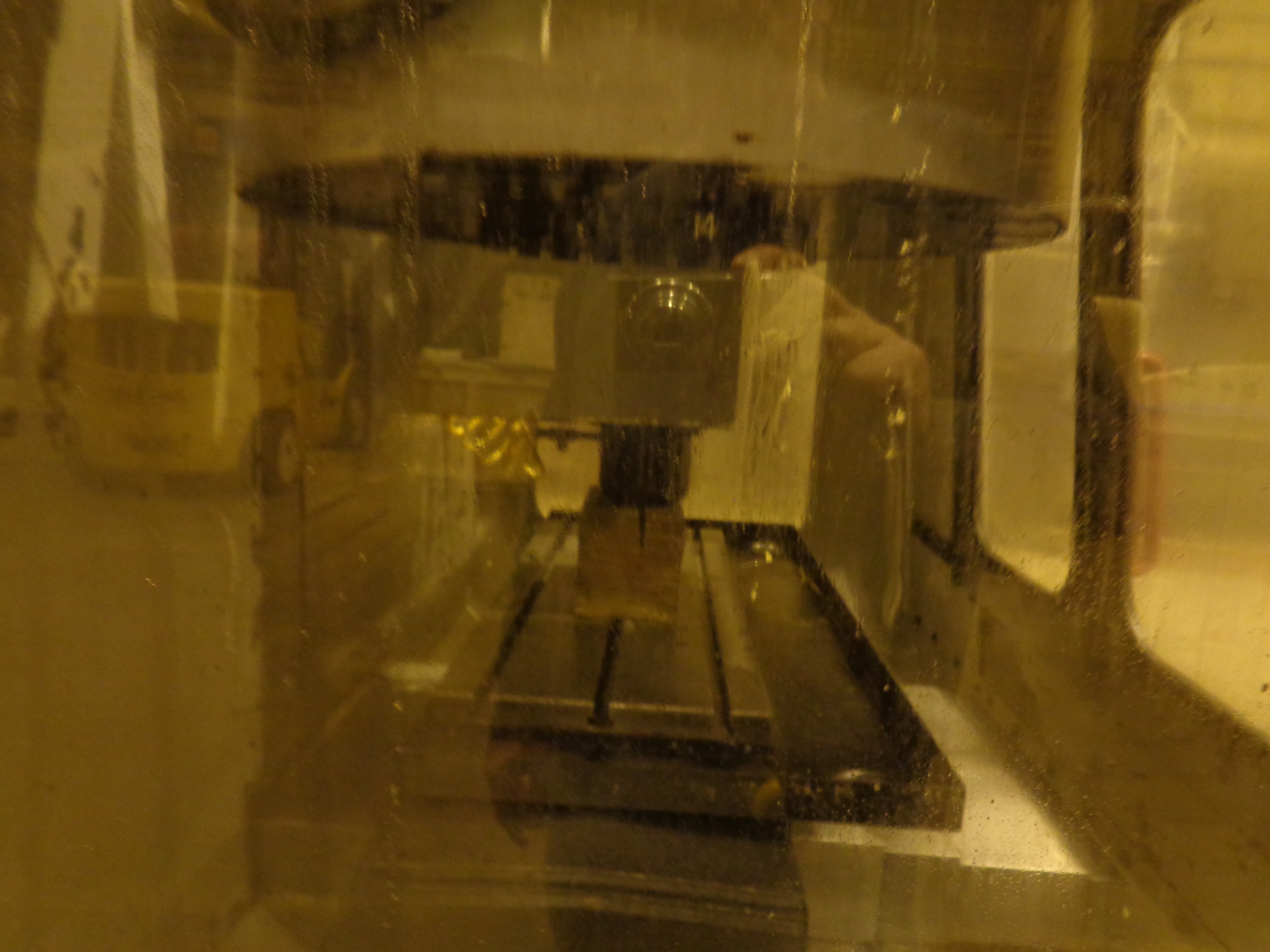 Haas VF-0E CNC Vertical Machining Center - Image 17 of 27