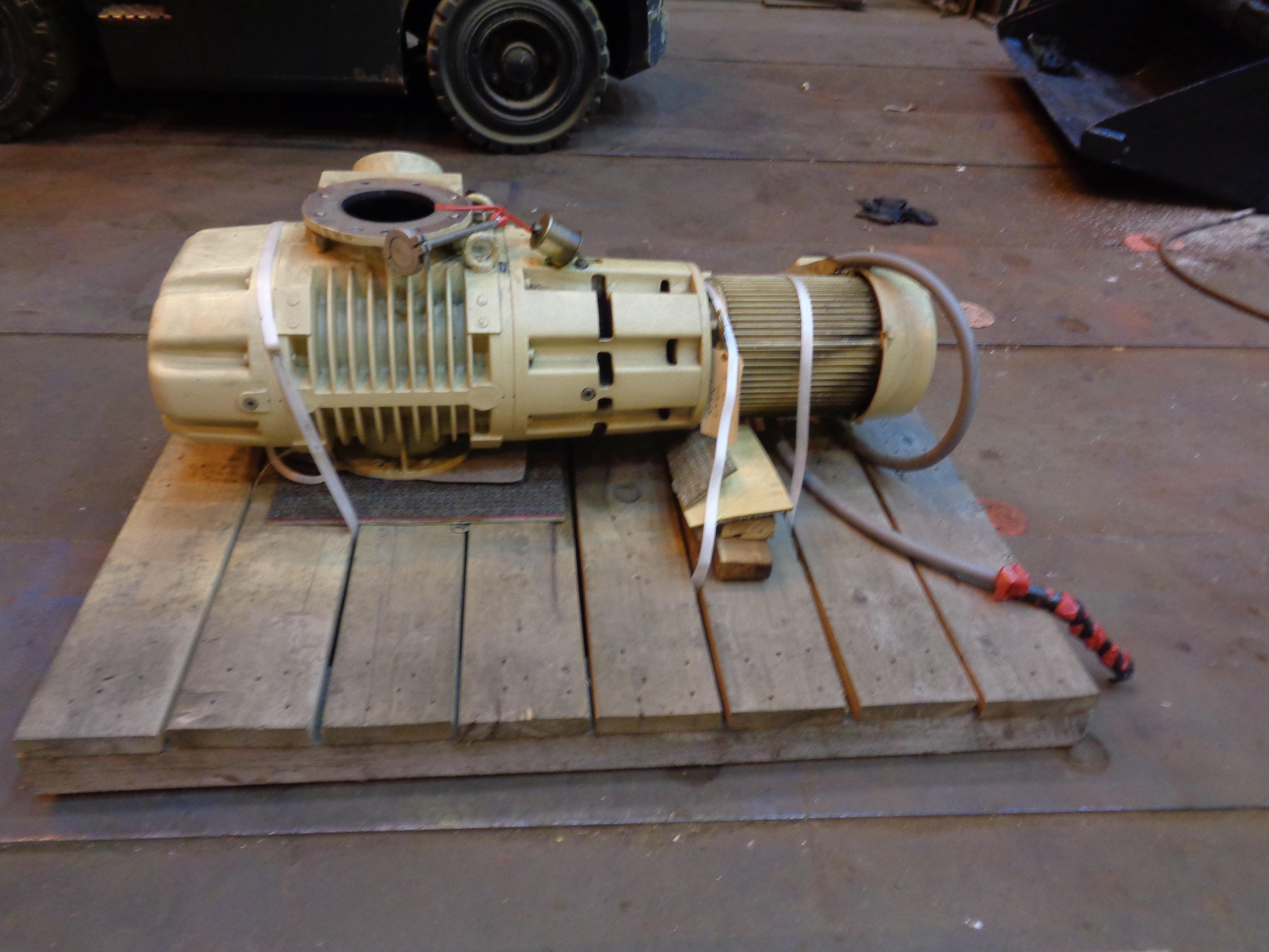 Lot of 3 Vacuum Pumps - Image 6 of 26